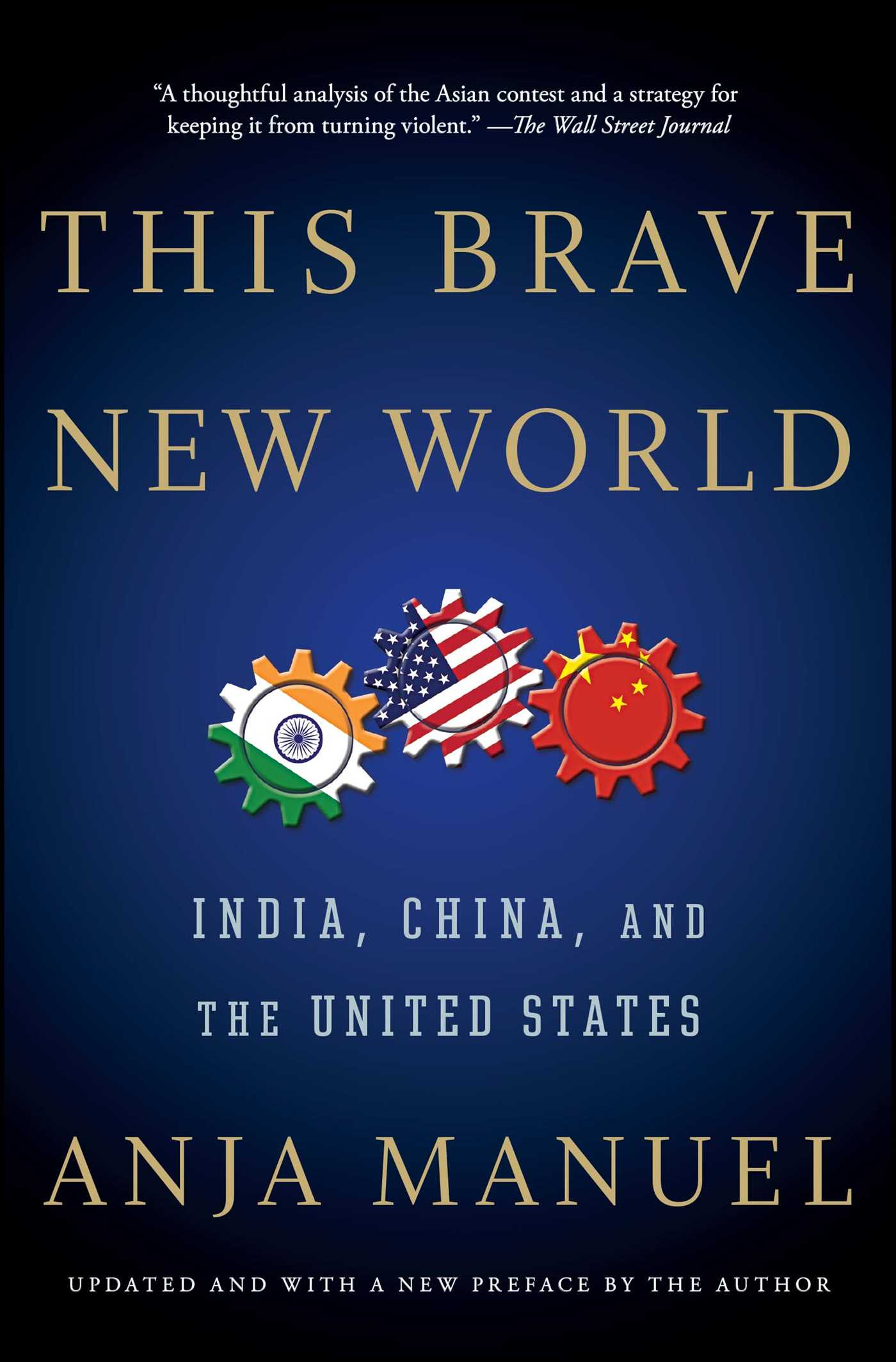 This Brave New World | Book by Anja Manuel | Official