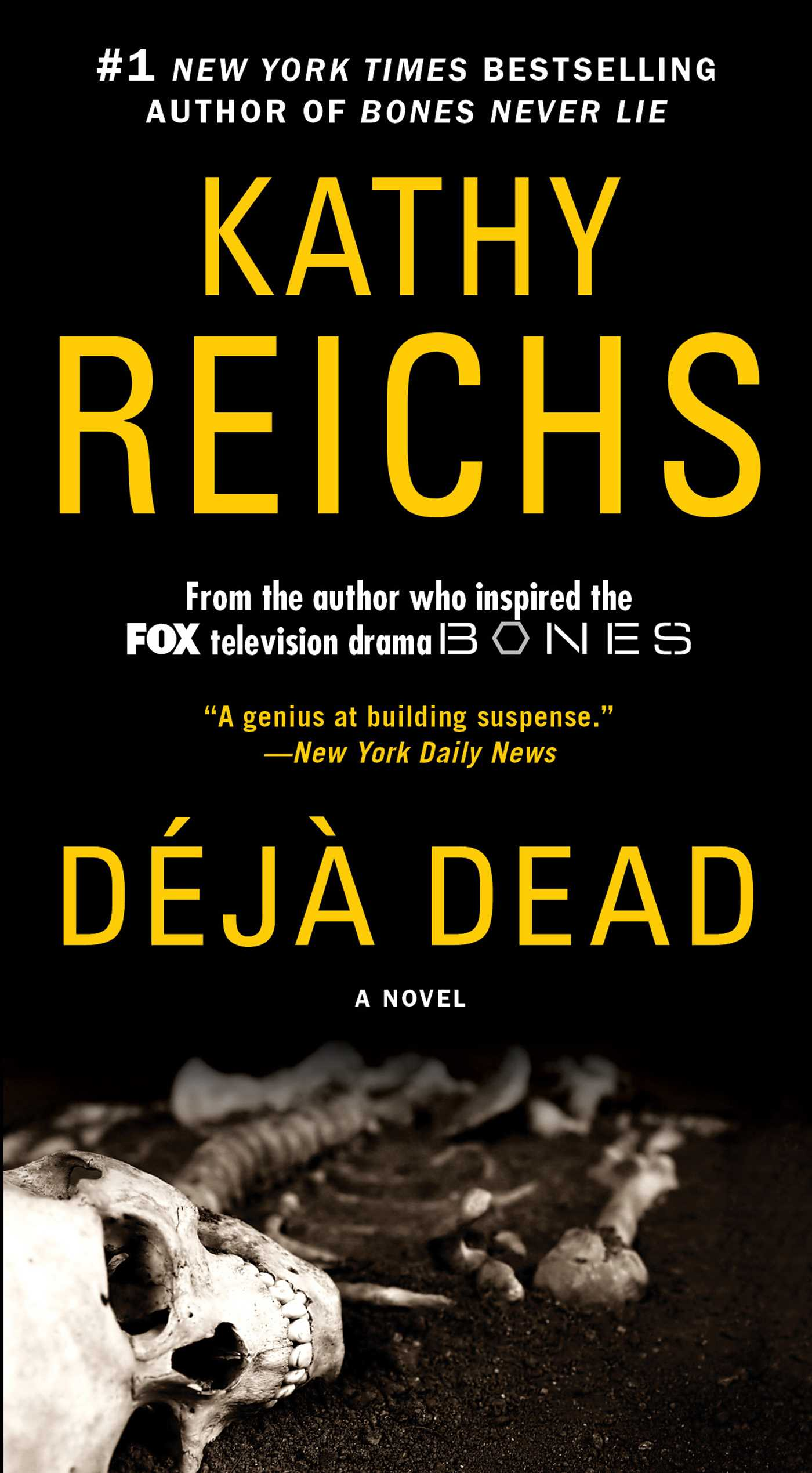 Book Cover Image (jpg): Deja Dead