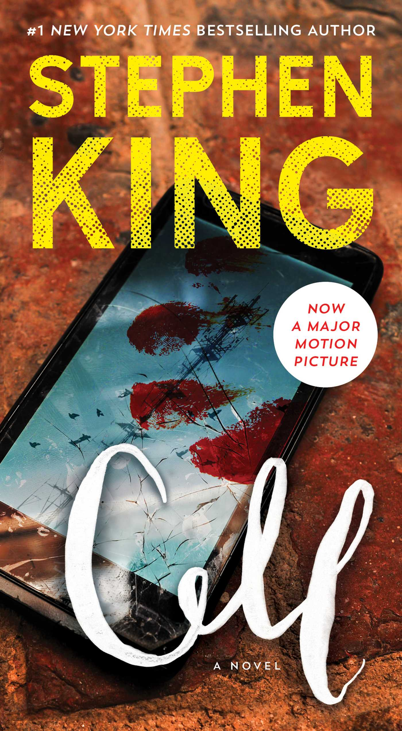 Cell Book By Stephen King Official Publisher Page Simon Amp Schuster