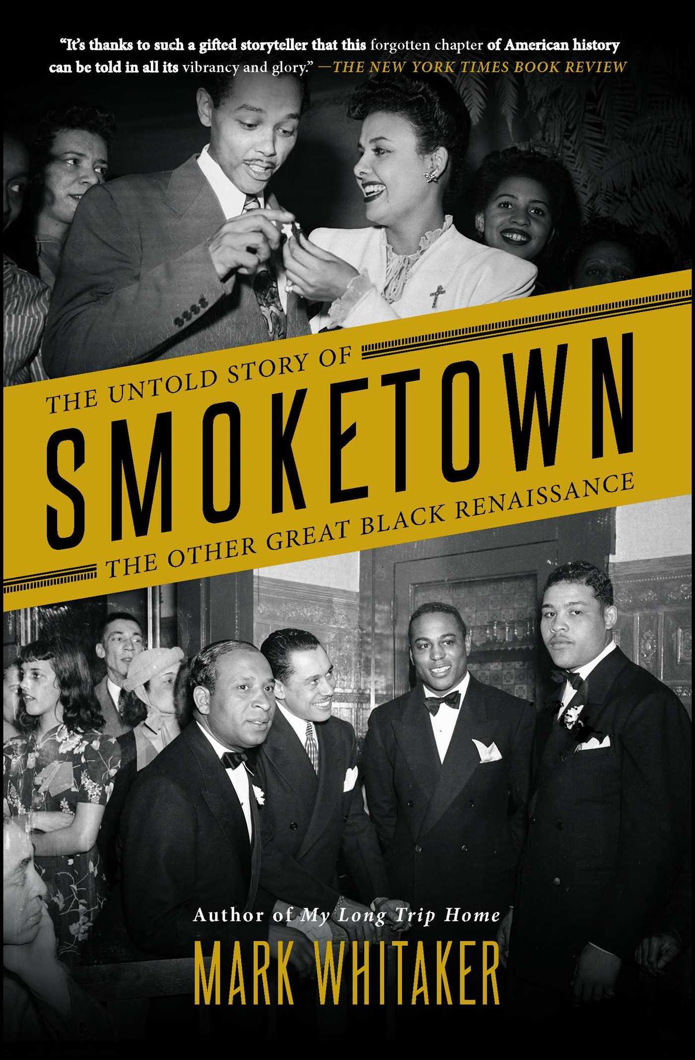 Smoketown 9781501122439 hr