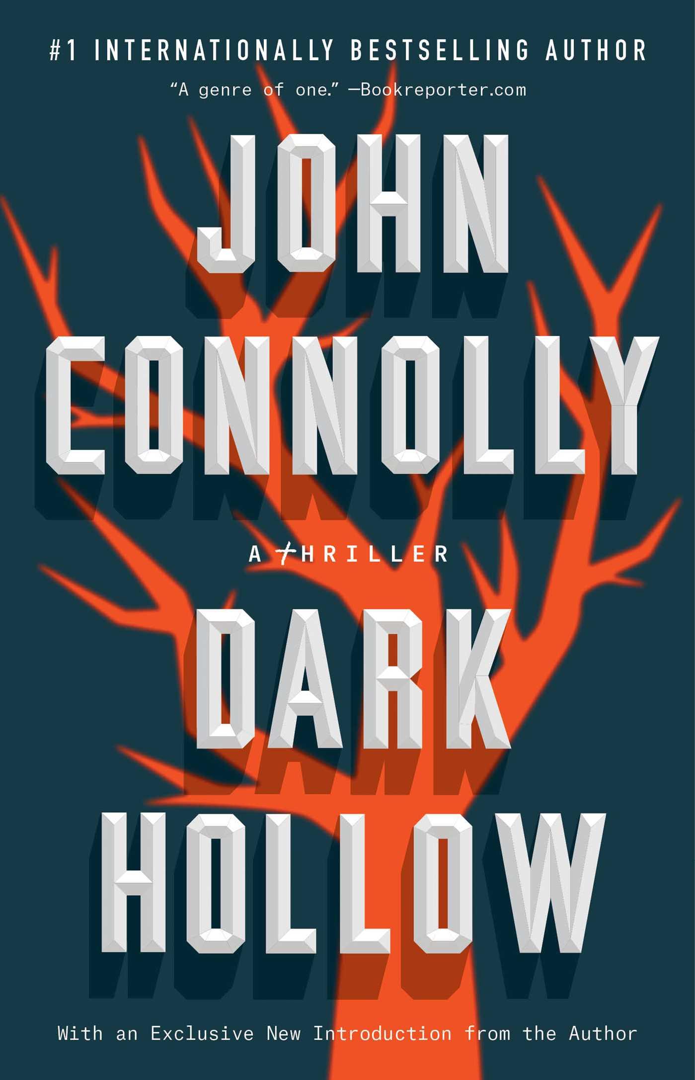 Book Cover Image (jpg): Dark Hollow