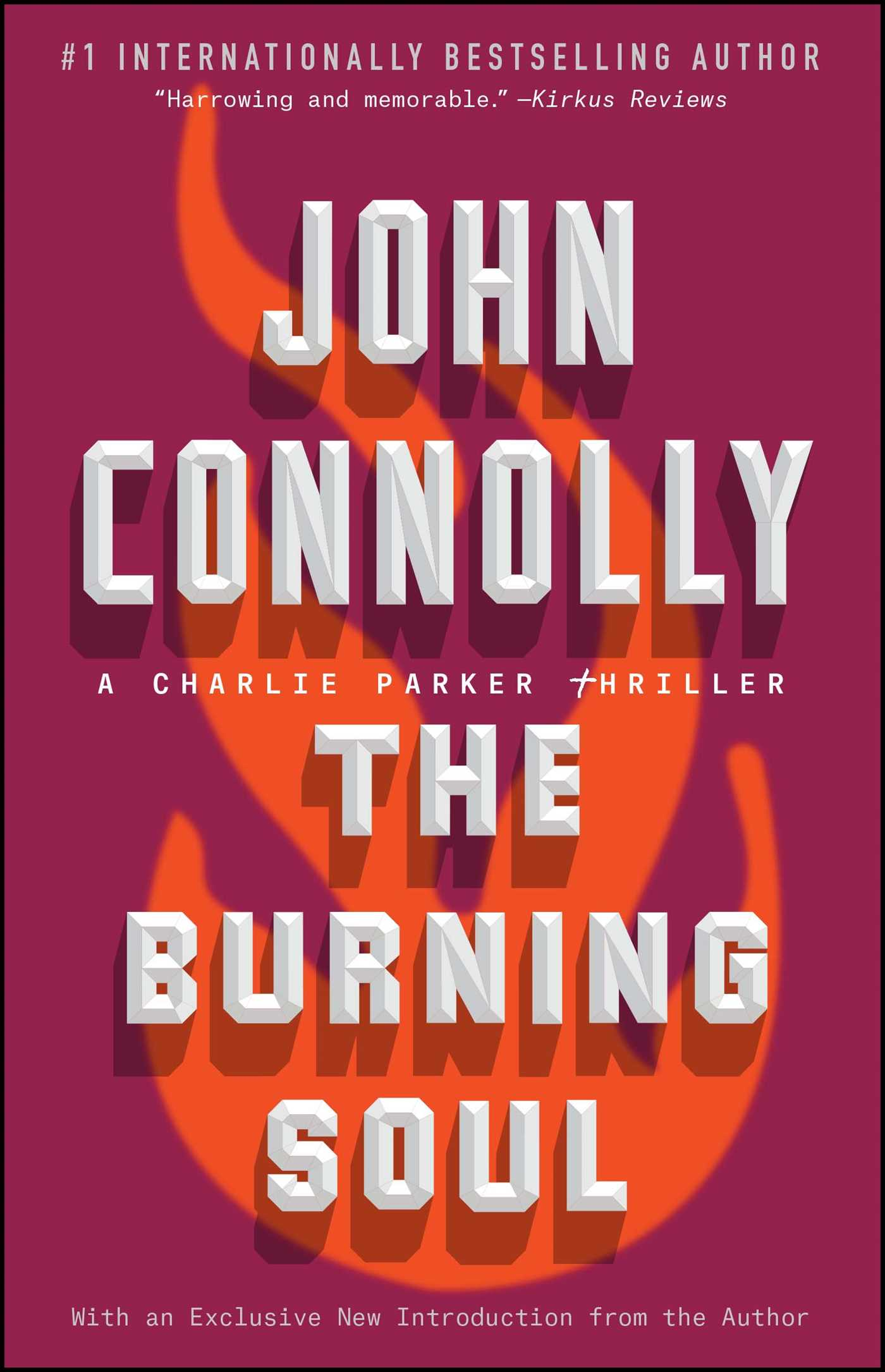 The burning soul 9781501122682 hr