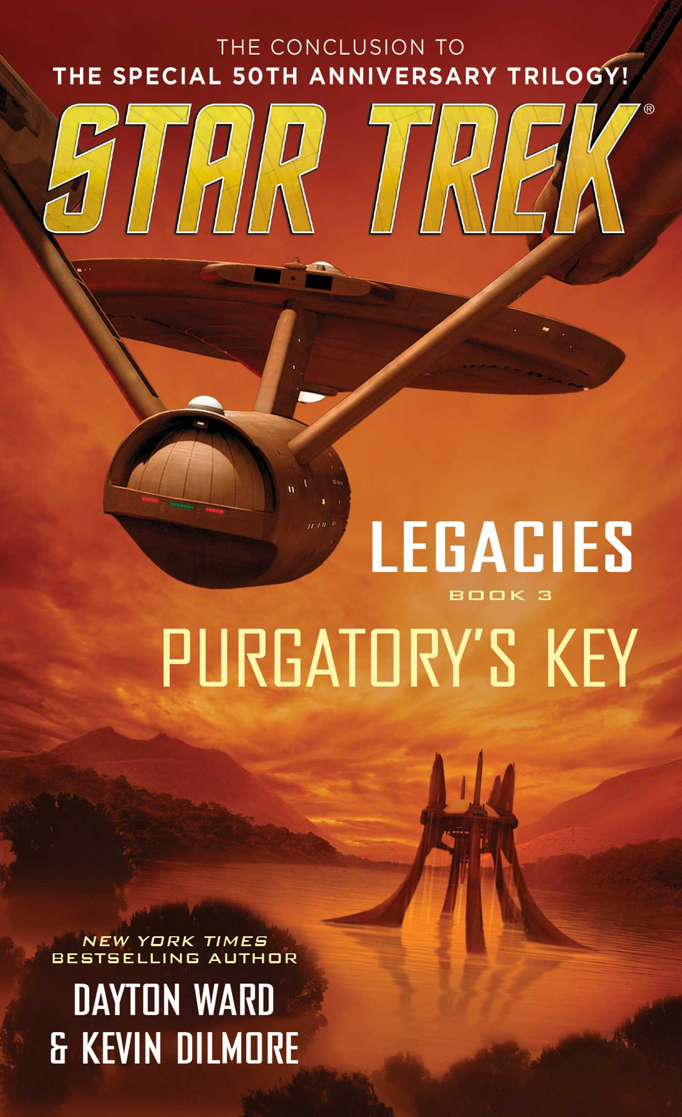 Legacies book 3 purgatorys key 9781501122781 hr