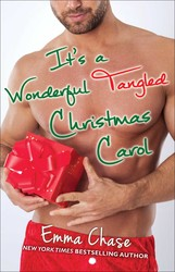 It's a Wonderful Tangled Christmas Carol book cover