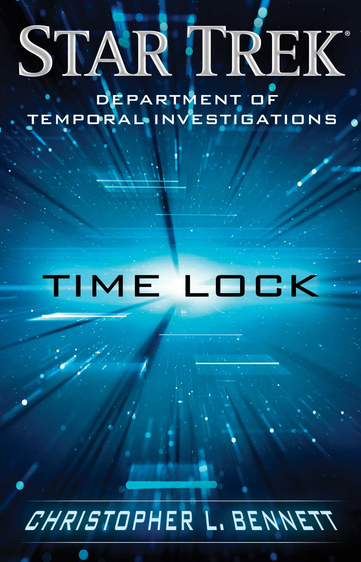Department of temporal investigations time lock 9781501123344 hr