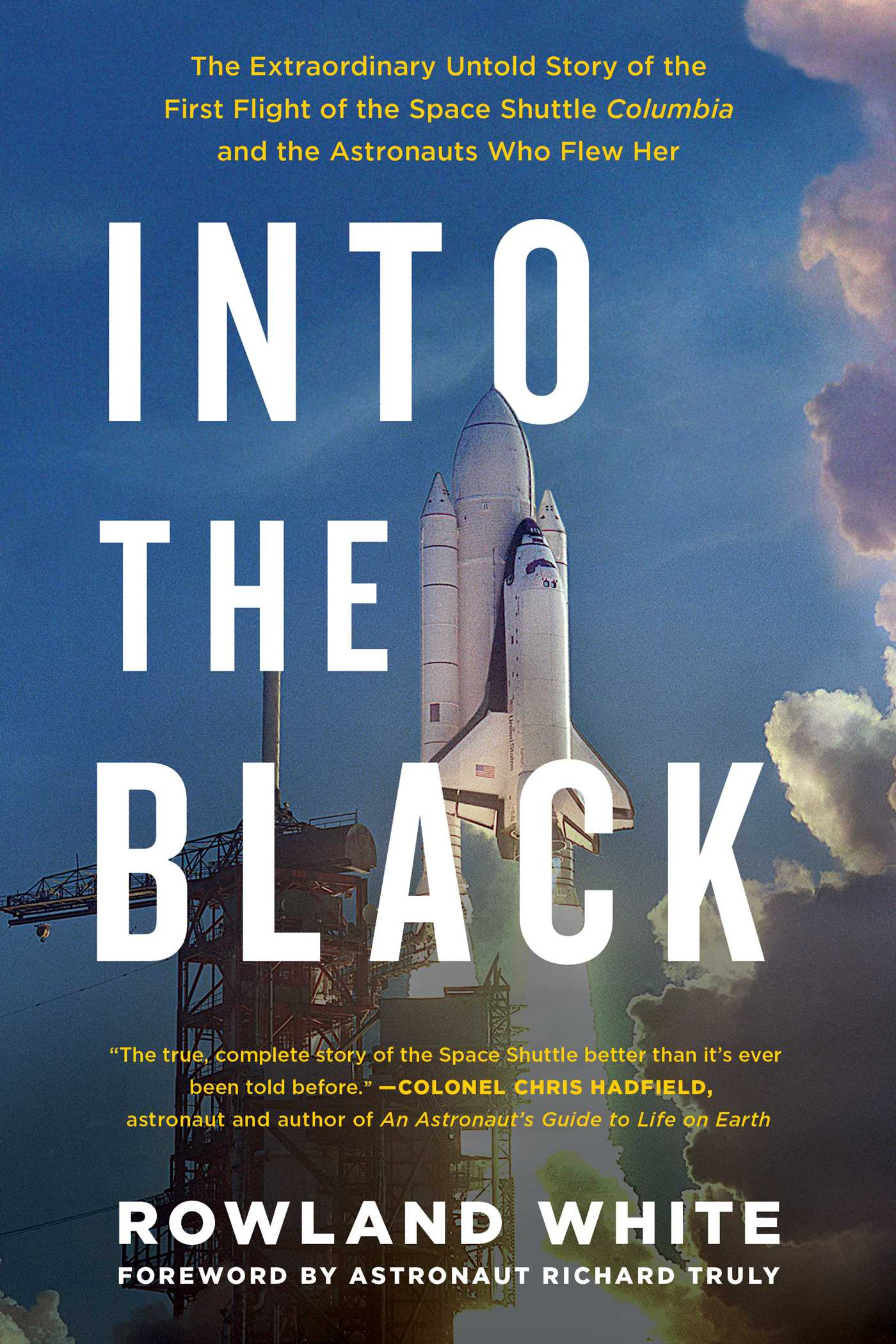 Into The Black Book By Rowland White Richard Truly Official