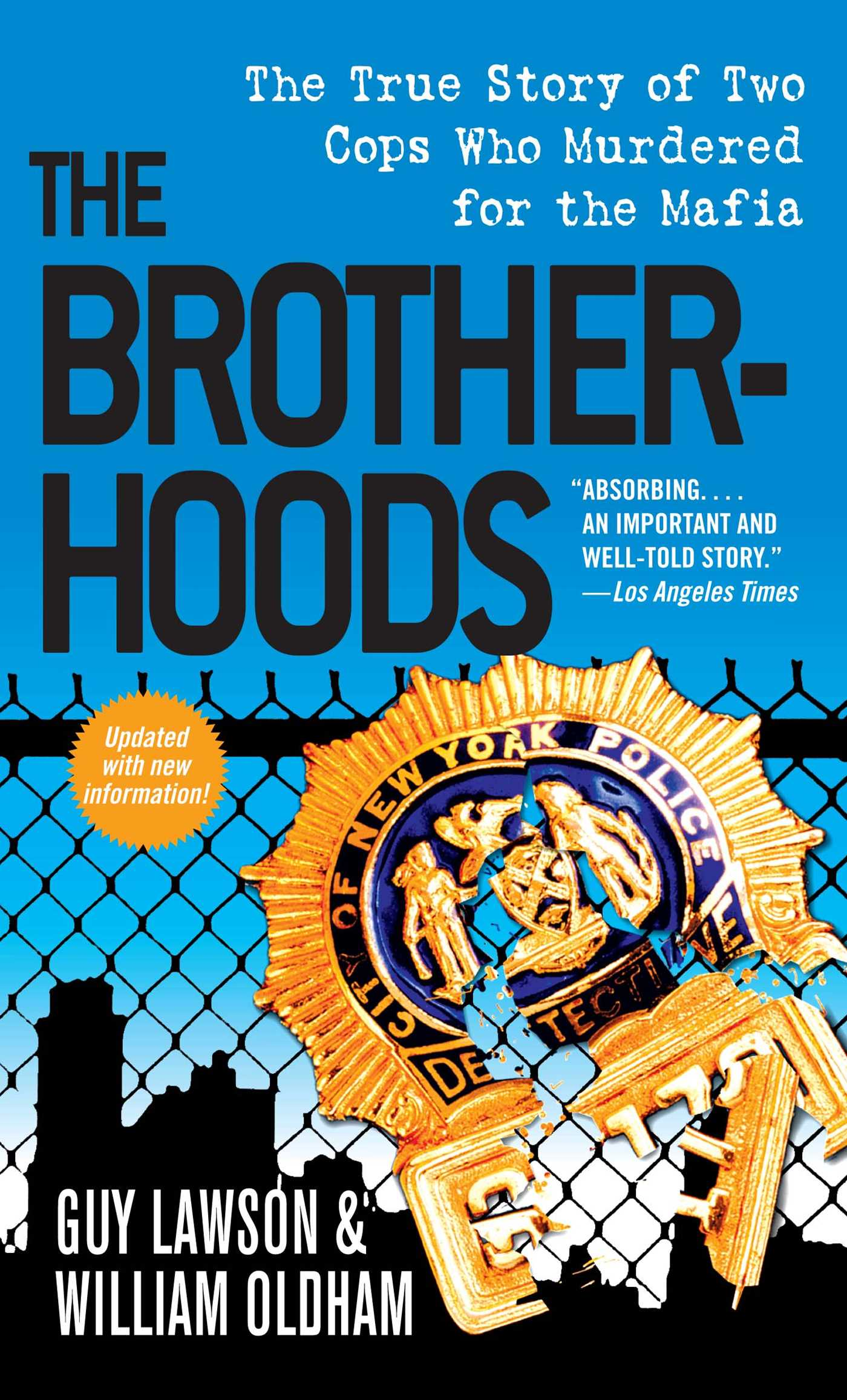 The brotherhoods 9781501123764 hr