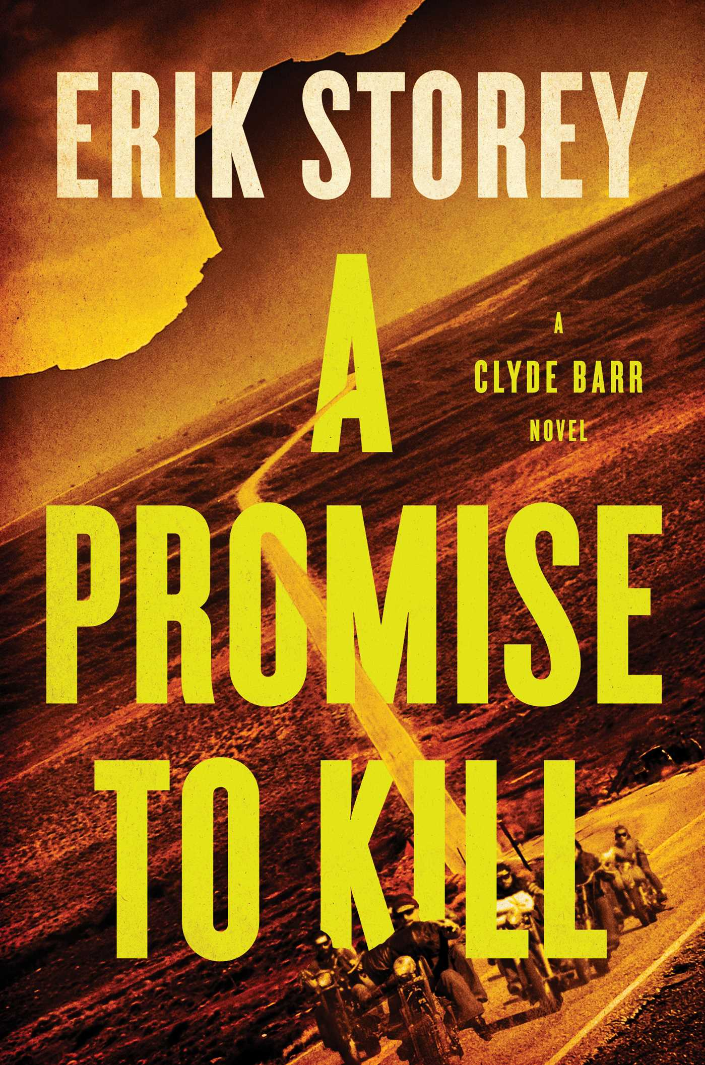 A promise to kill 9781501124181 hr