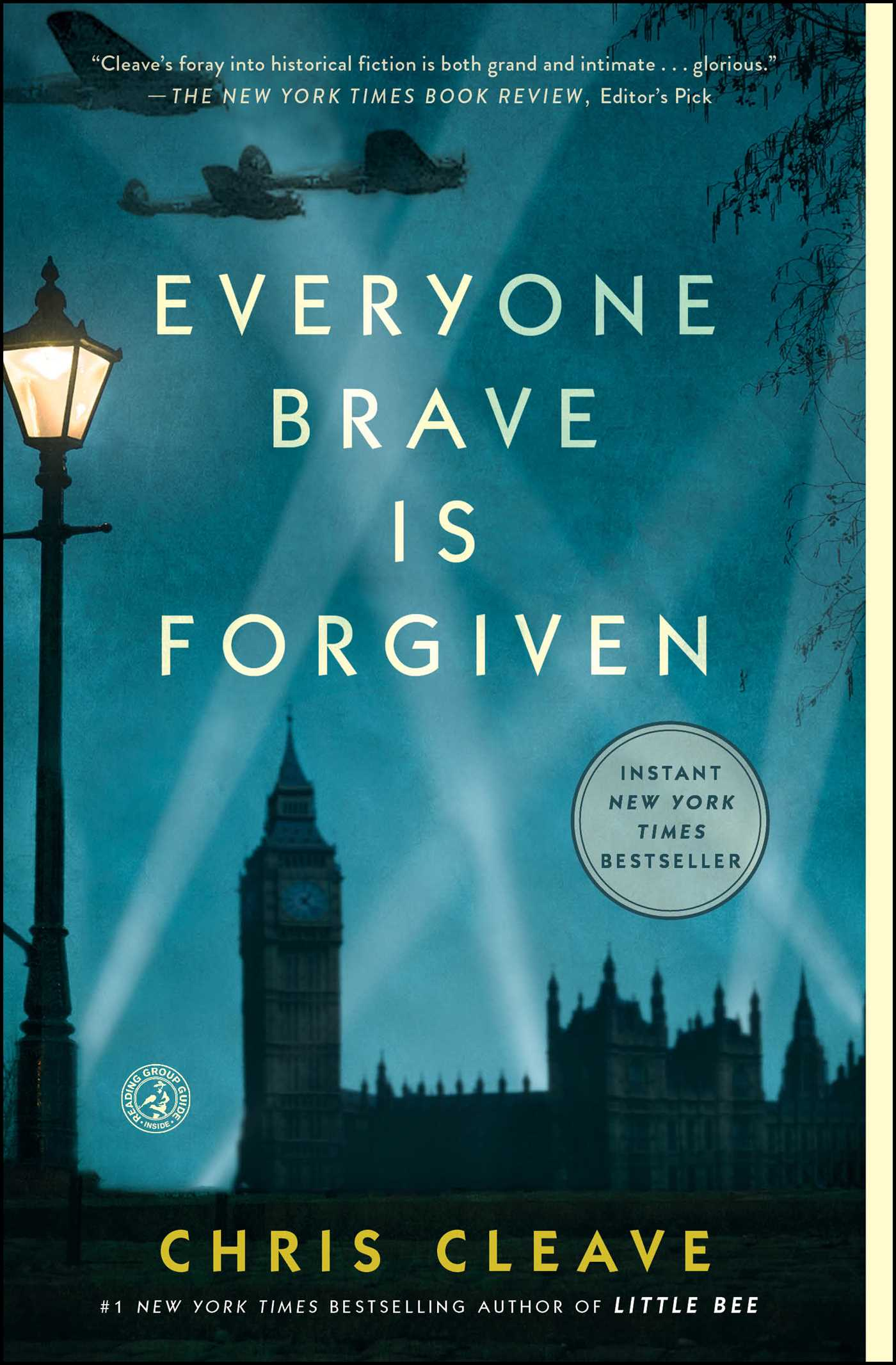 Everyone Brave Is Forgiven Book By Chris Cleave Official