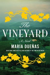 The Vineyard book cover