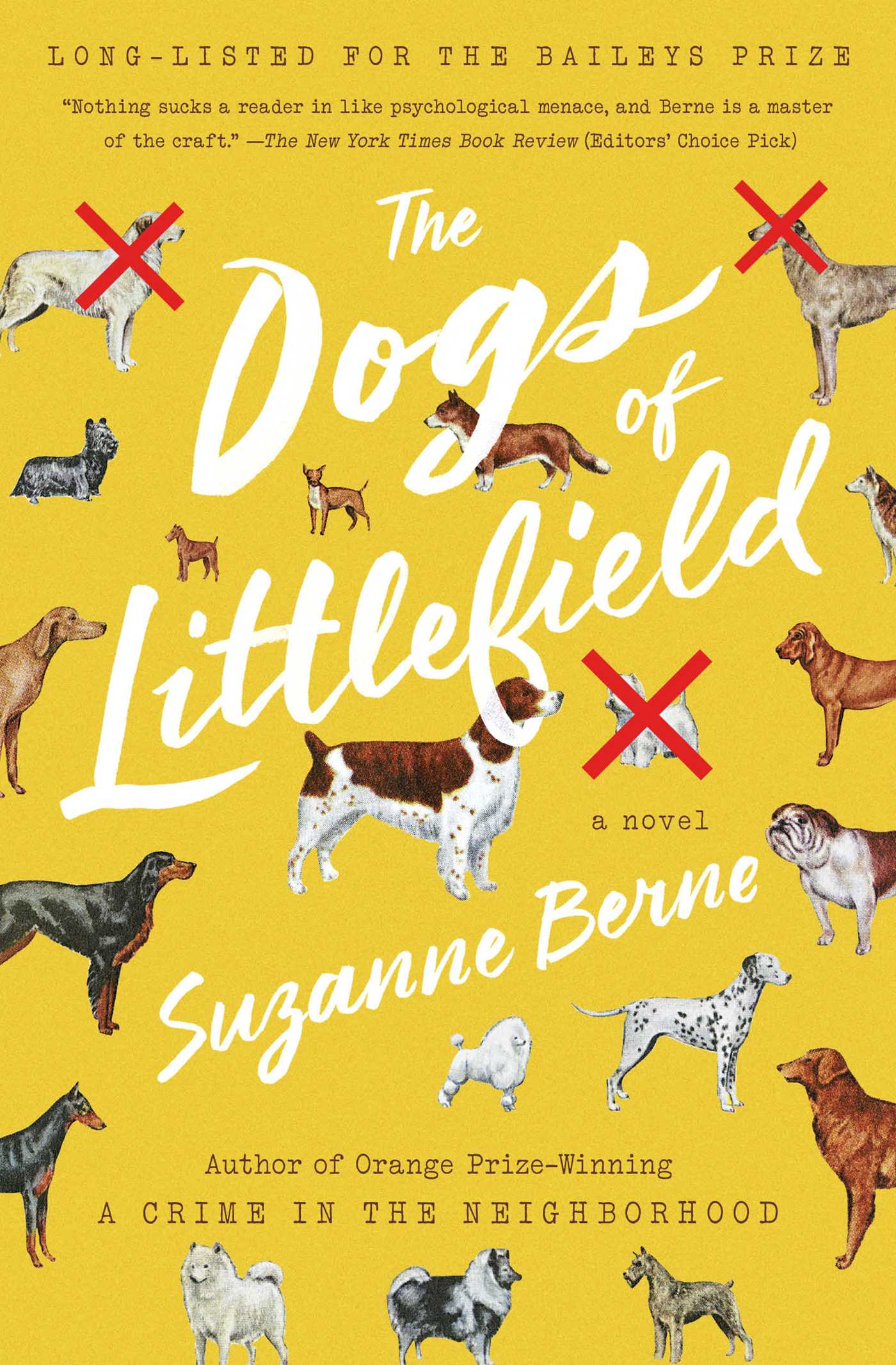 The dogs of littlefield 9781501124747 hr
