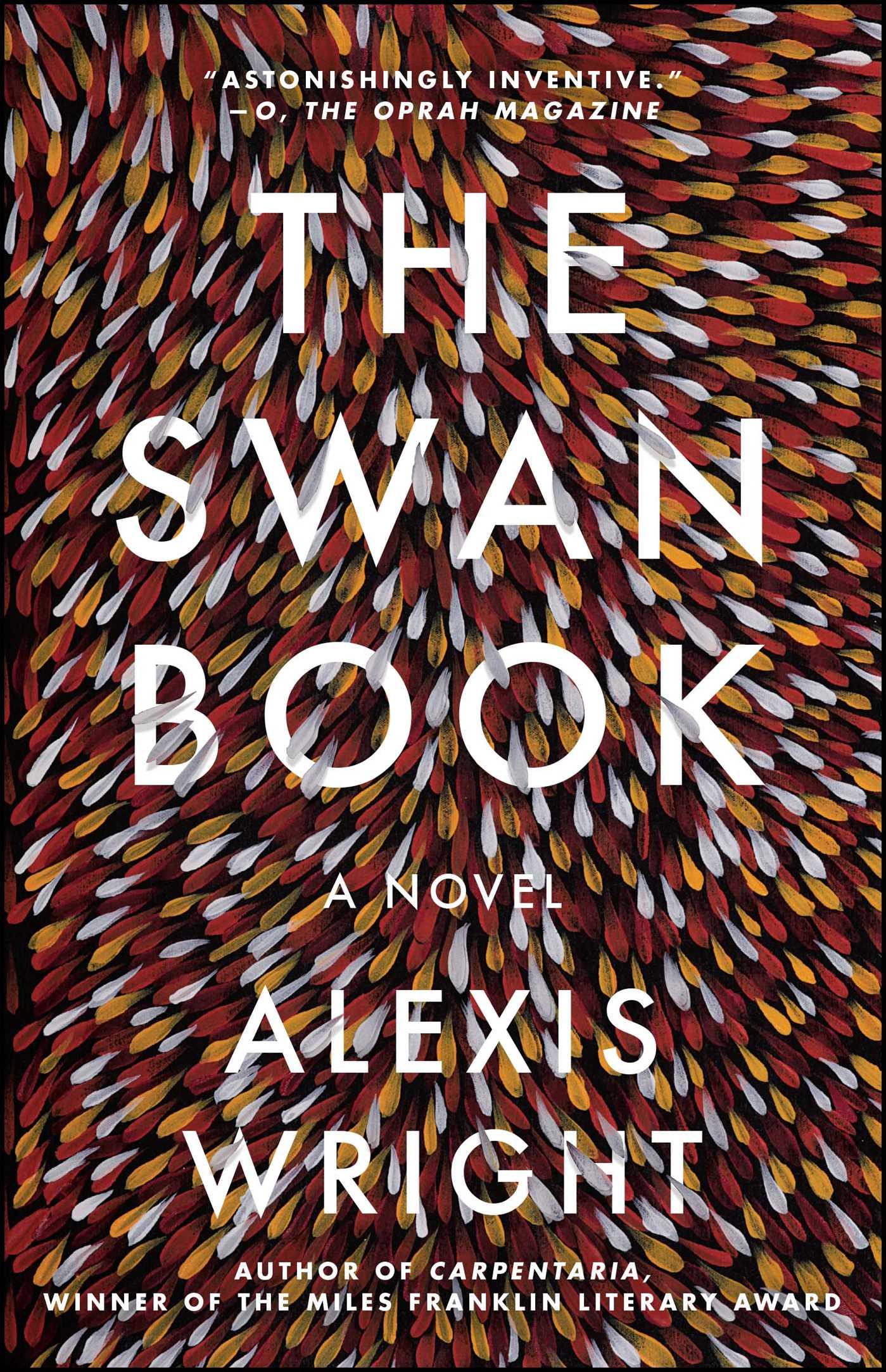 The swan book 9781501124792 hr