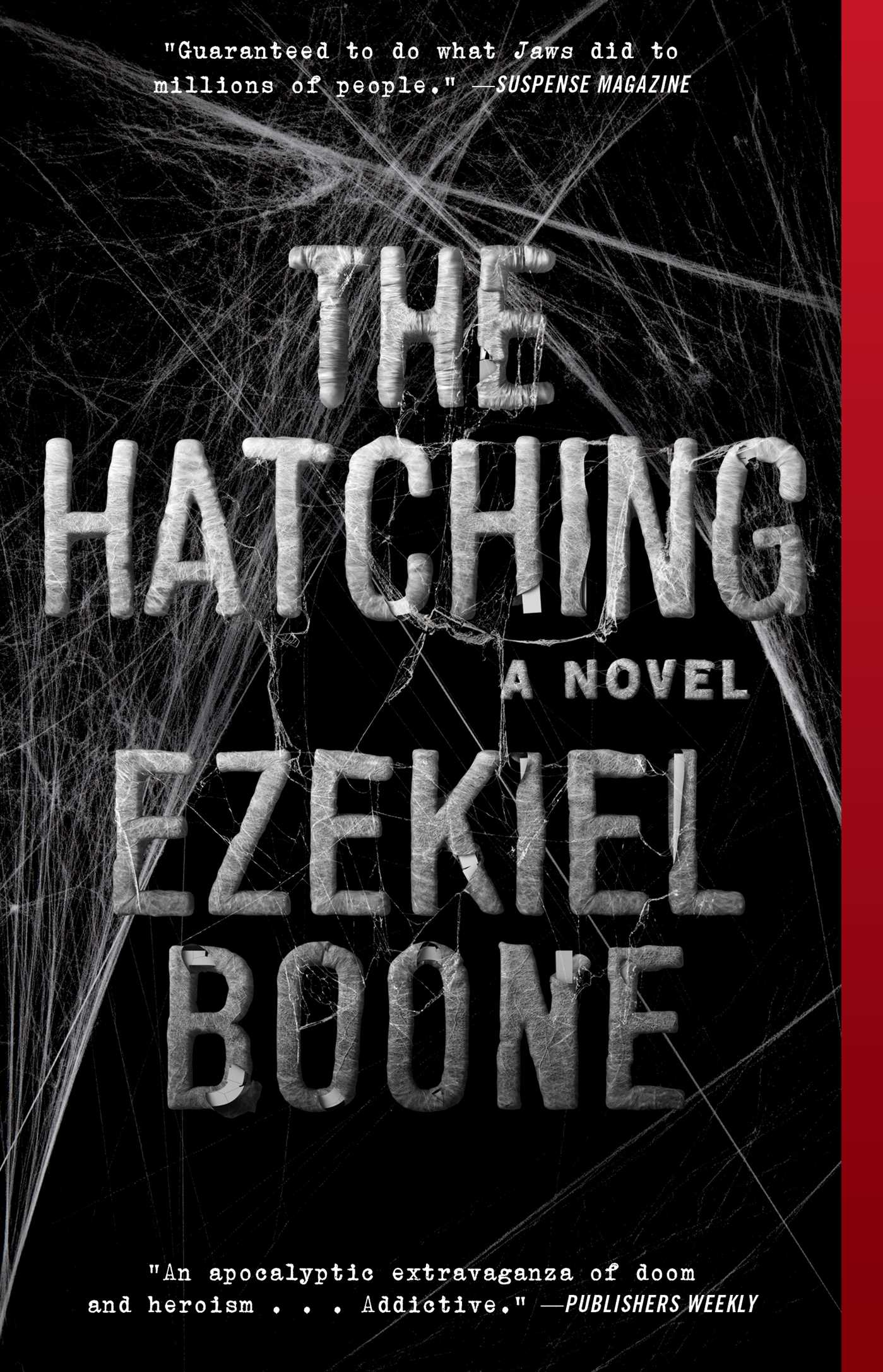 The hatching book by ezekiel boone official publisher page the hatching 9781501125058 hr fandeluxe Choice Image
