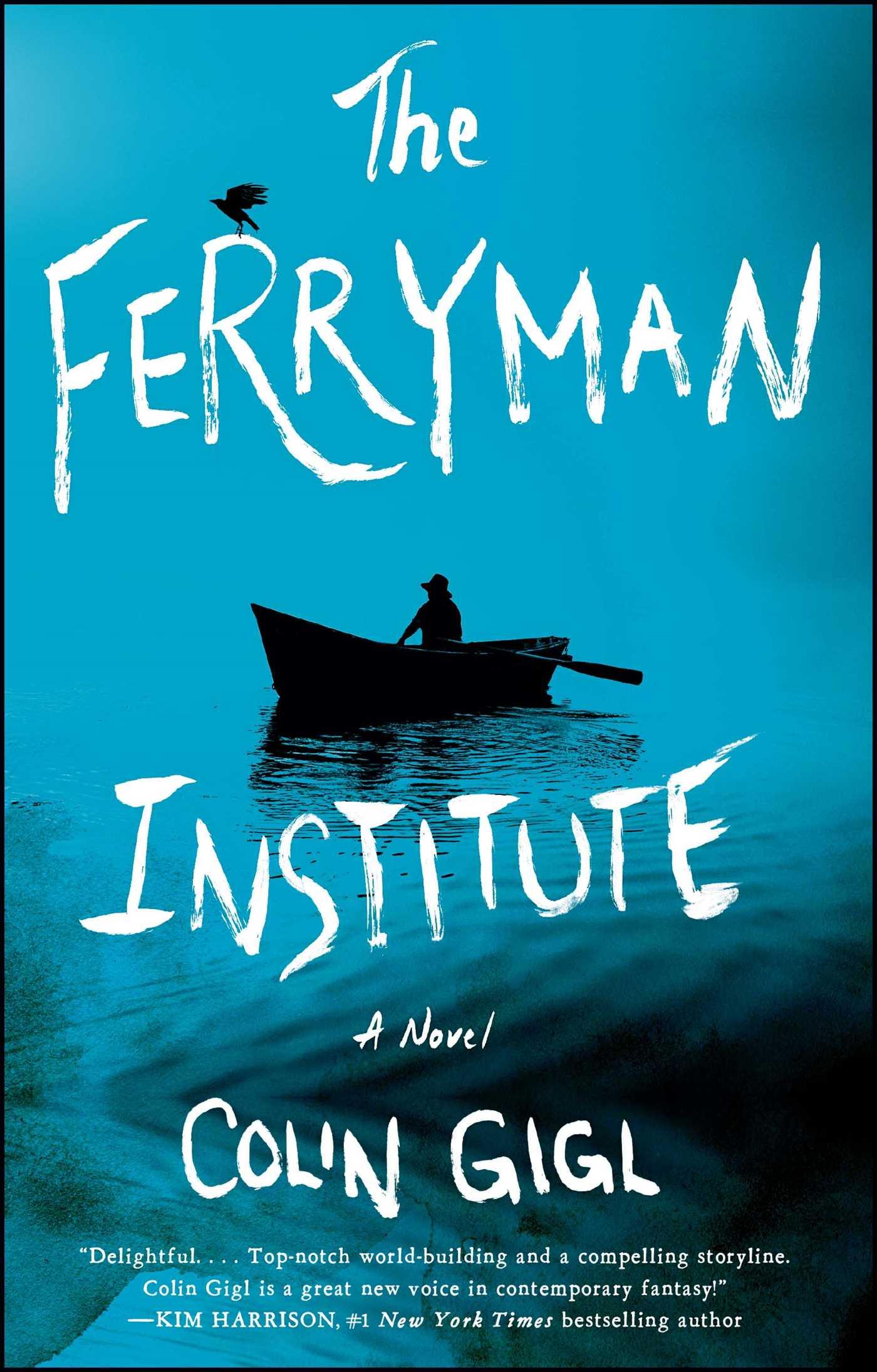 The ferryman institute 9781501125324 hr