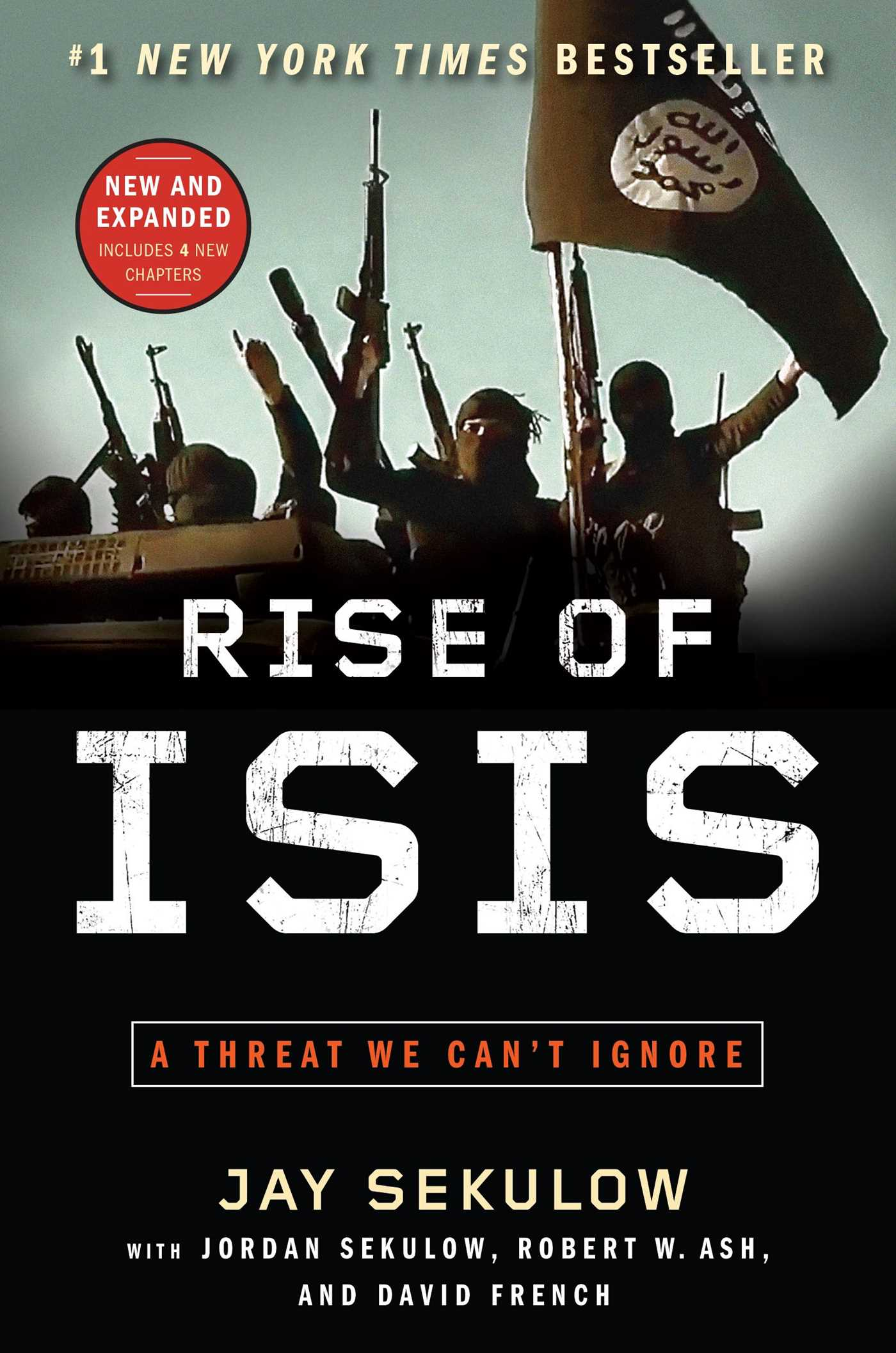 Rise of isis 9781501125478 hr