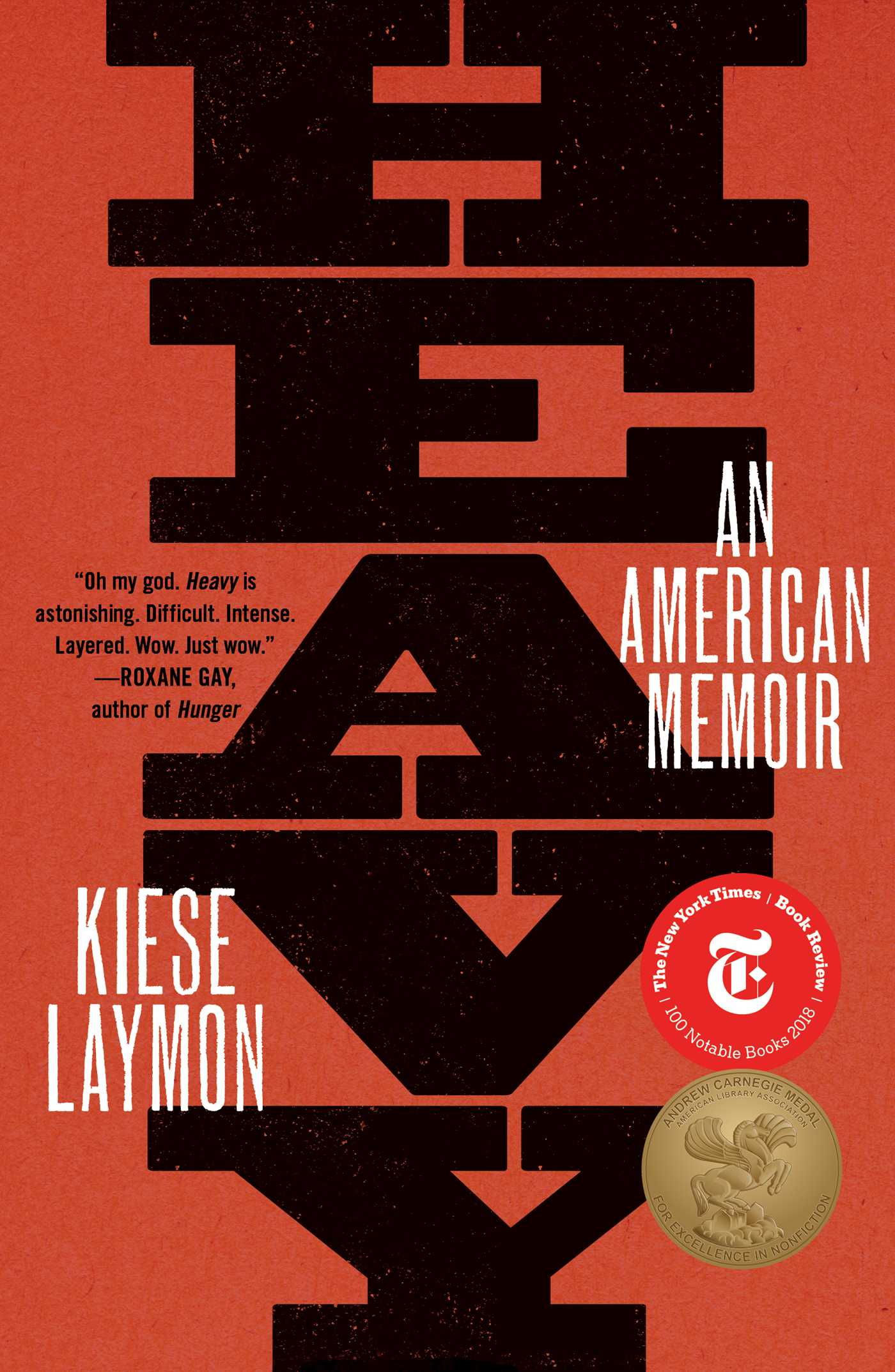 Image result for Heavy: An American Memoir by Kiese Laymon