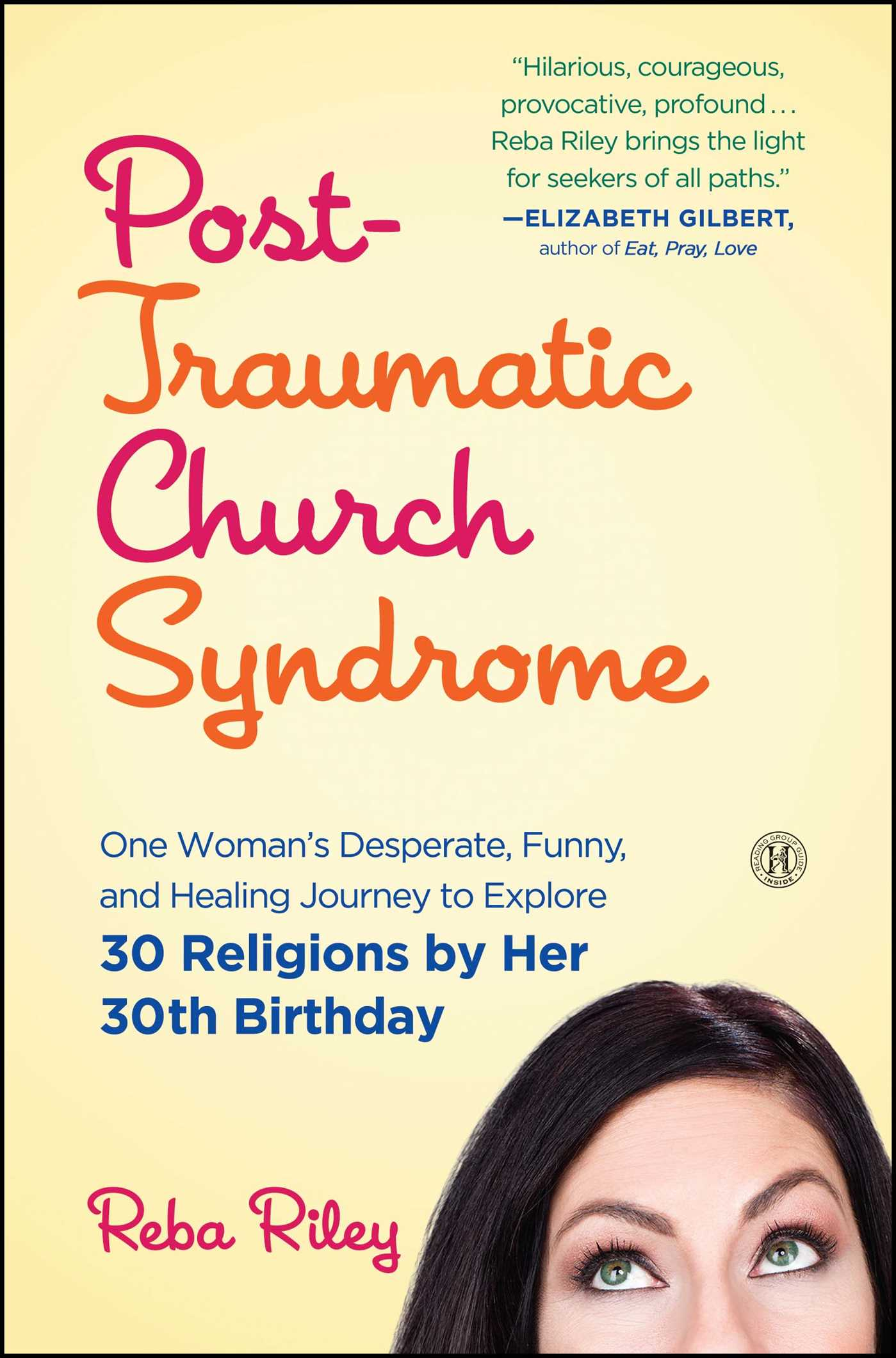 Post-Traumatic Church Syndrome | Book by Reba Riley