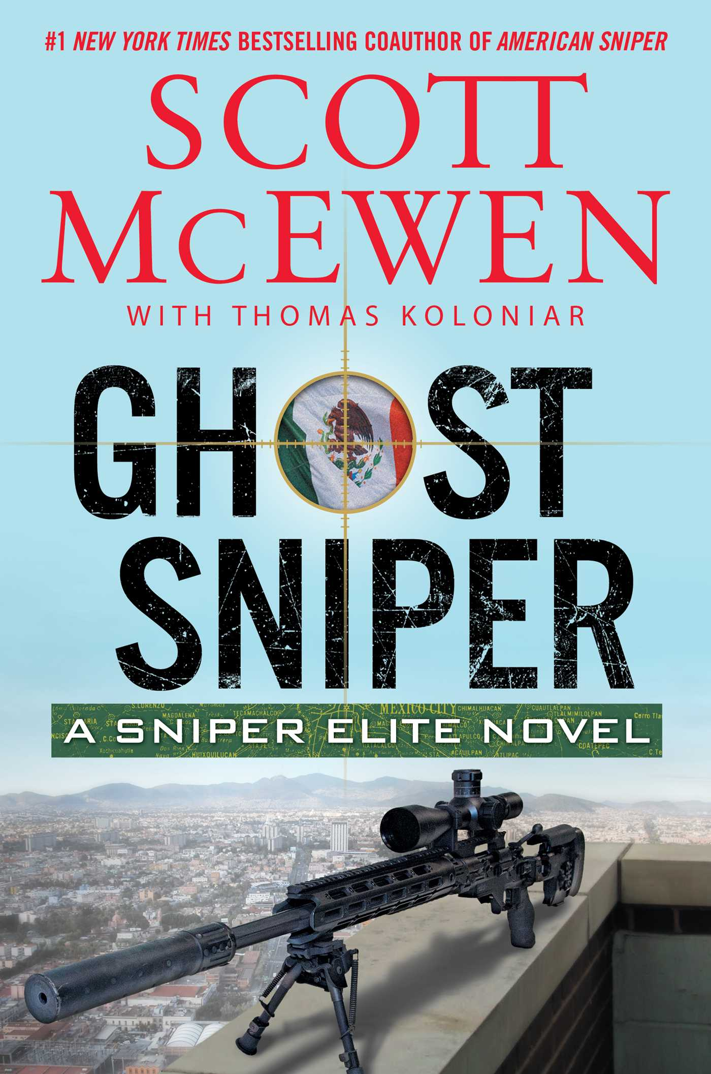 Ghost sniper 9781501126161 hr
