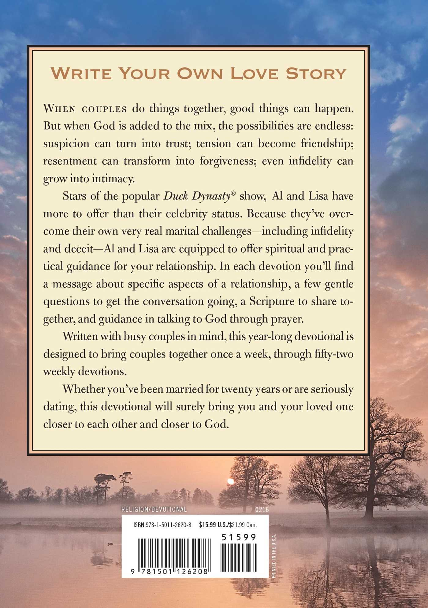 Good devotions for couples