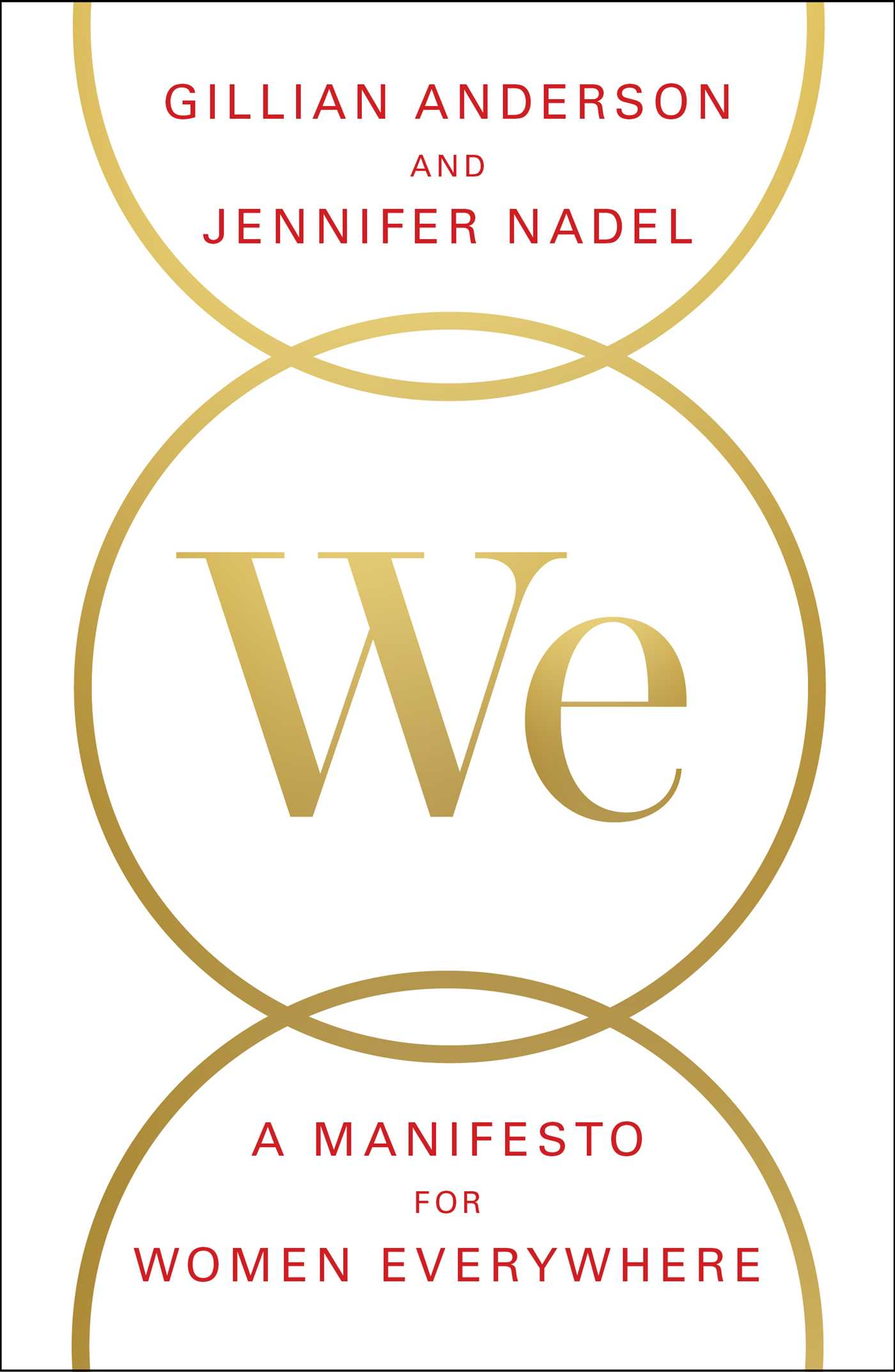 We a manifesto for women everywhere 9781501126277 hr