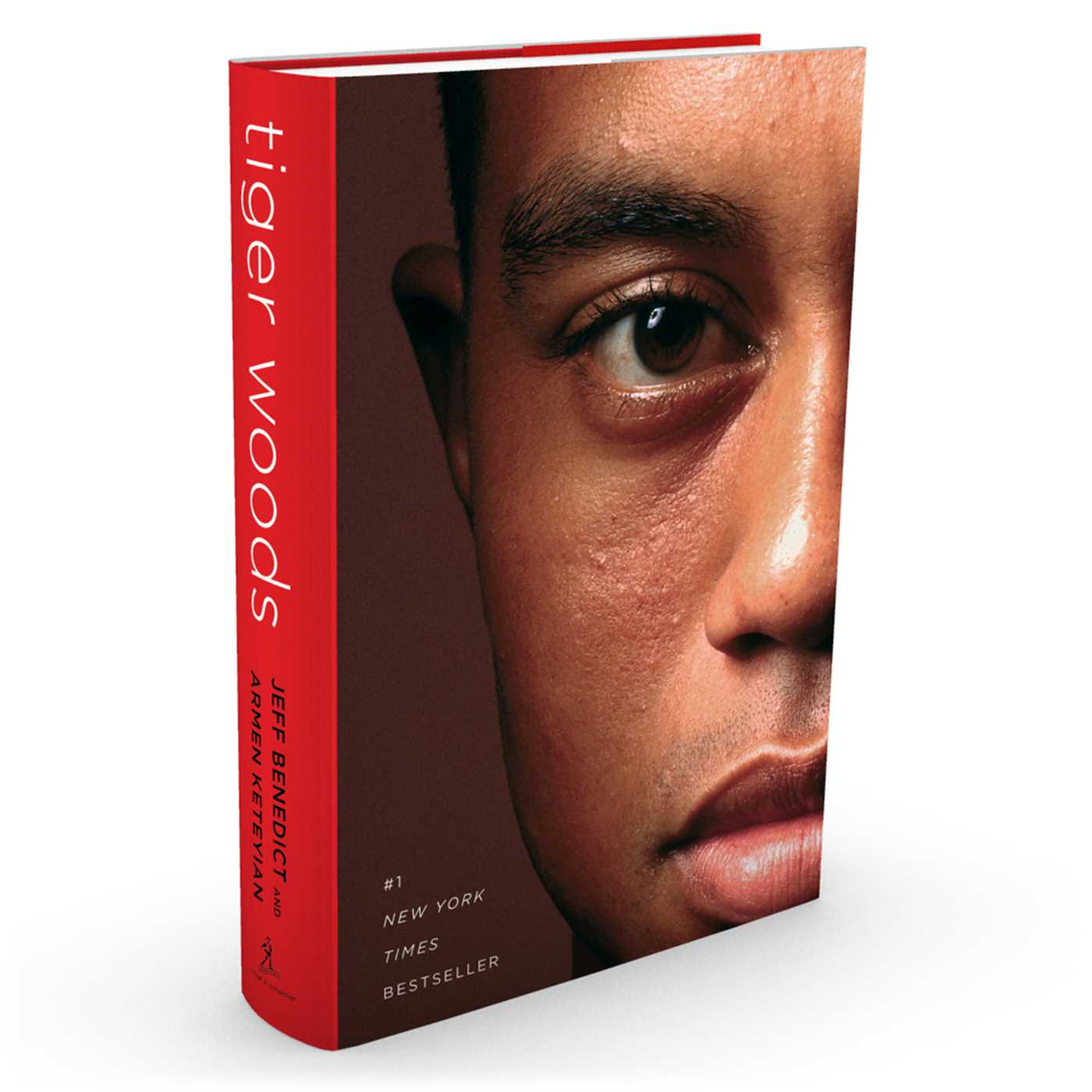 Tiger woods 9781501126420 hr