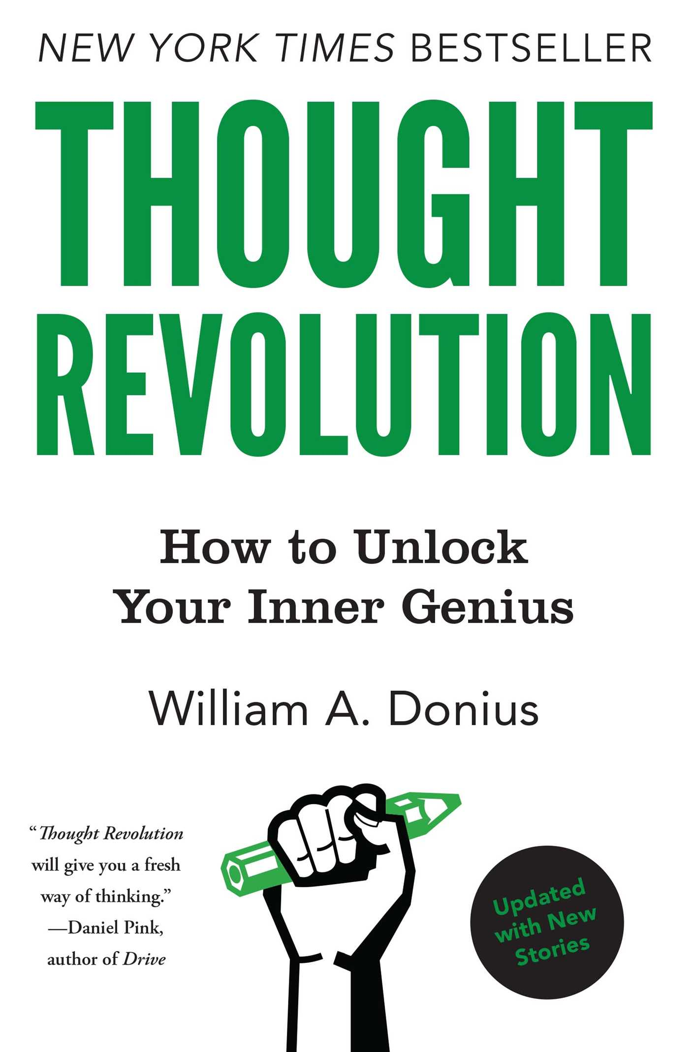 Thought revolution updated with new stories 9781501126451 hr