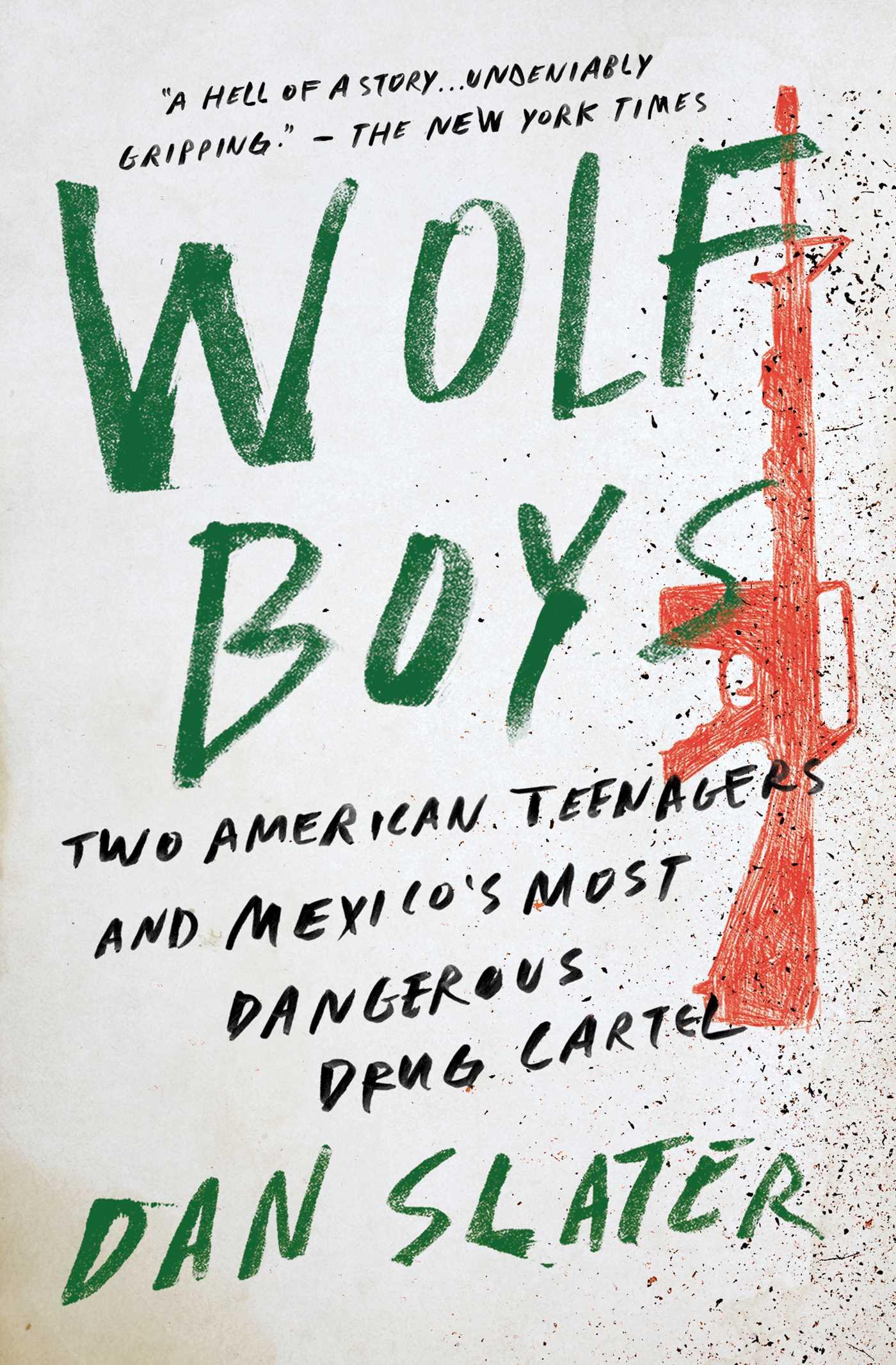 Wolf boys 9781501126550 hr