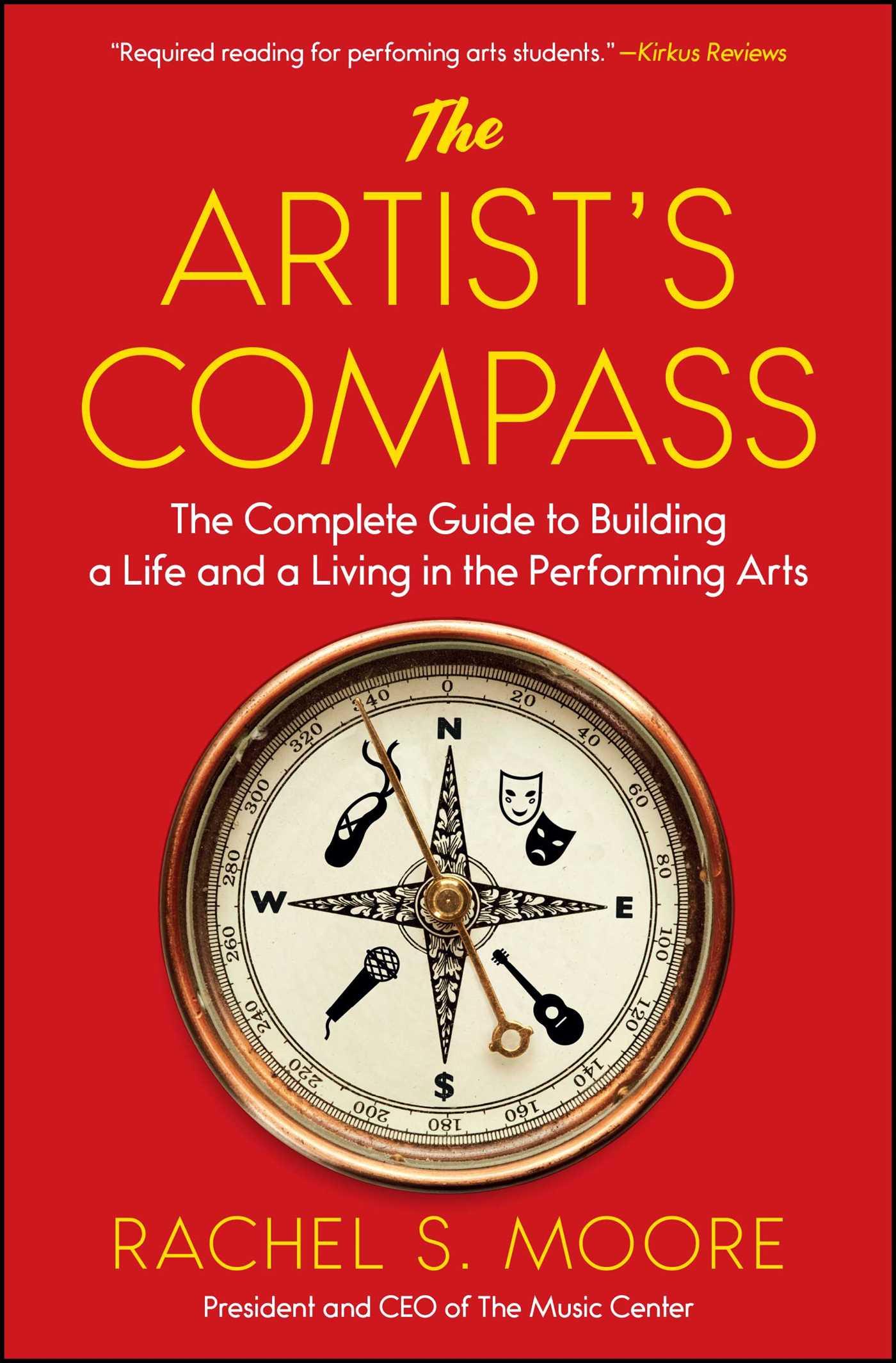 The artists compass 9781501126642 hr