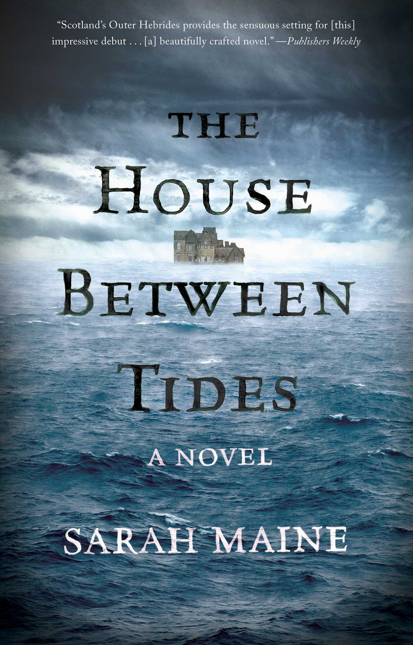 The house between tides 9781501126932 hr