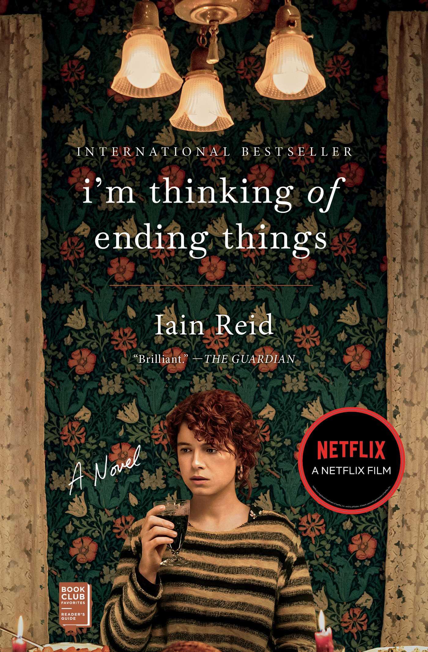 Im thinking of ending things 9781501126963 hr