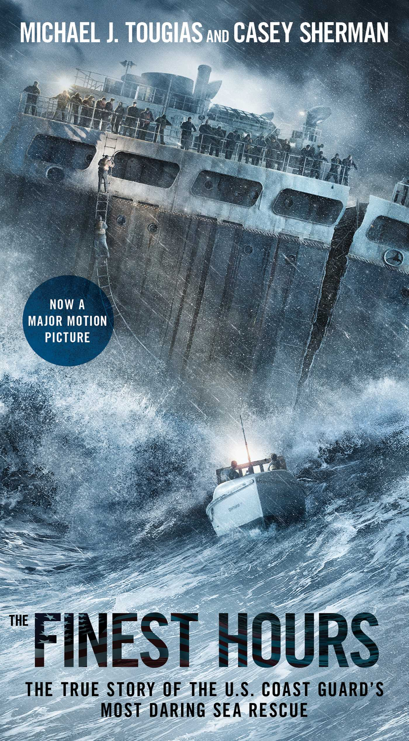 The finest hours 9781501127175 hr
