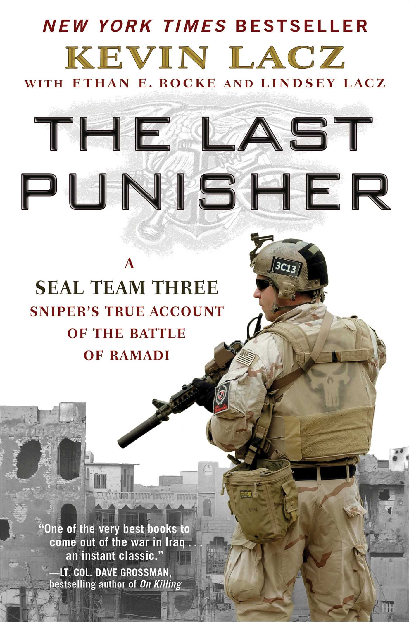 The last punisher 9781501127243 hr