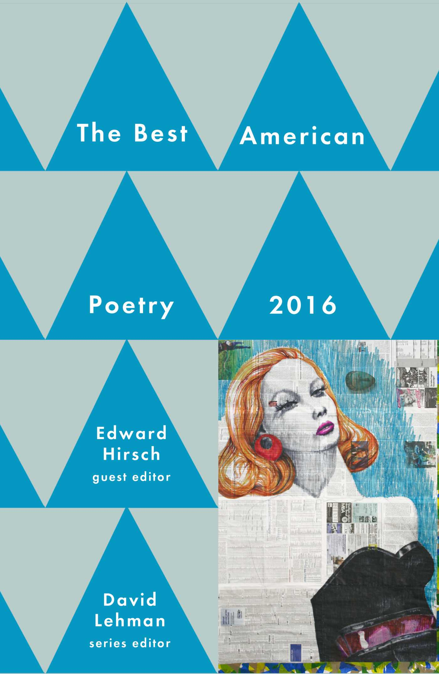 Best american poetry 2016 9781501127557 hr