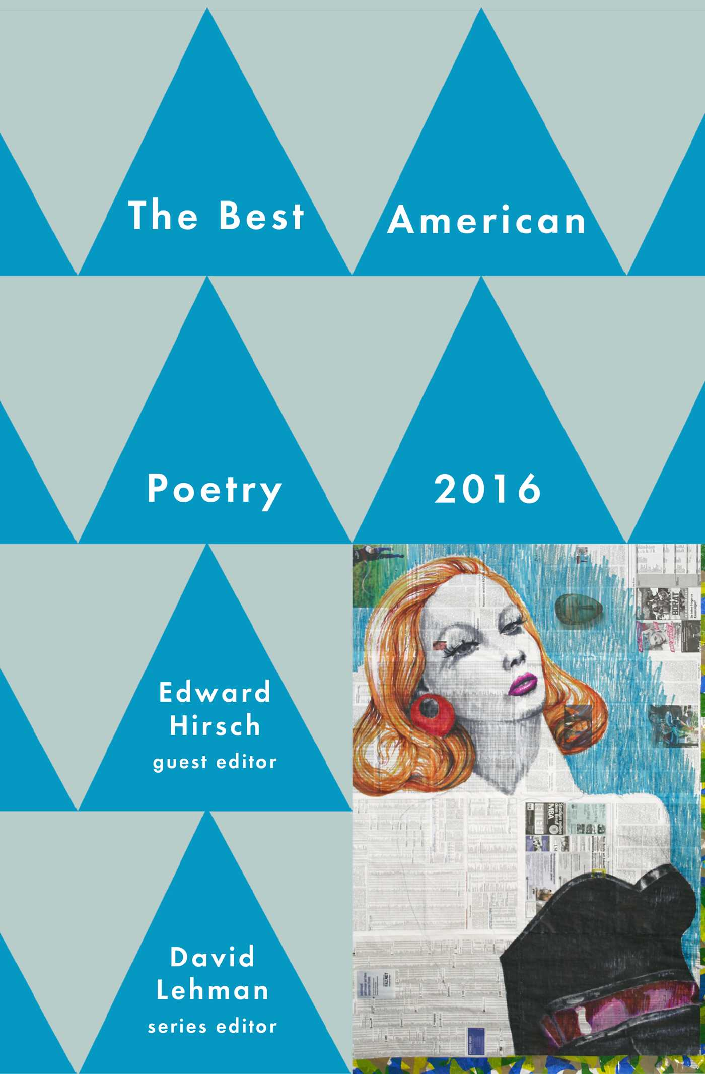 Best american poetry 2016 9781501127564 hr