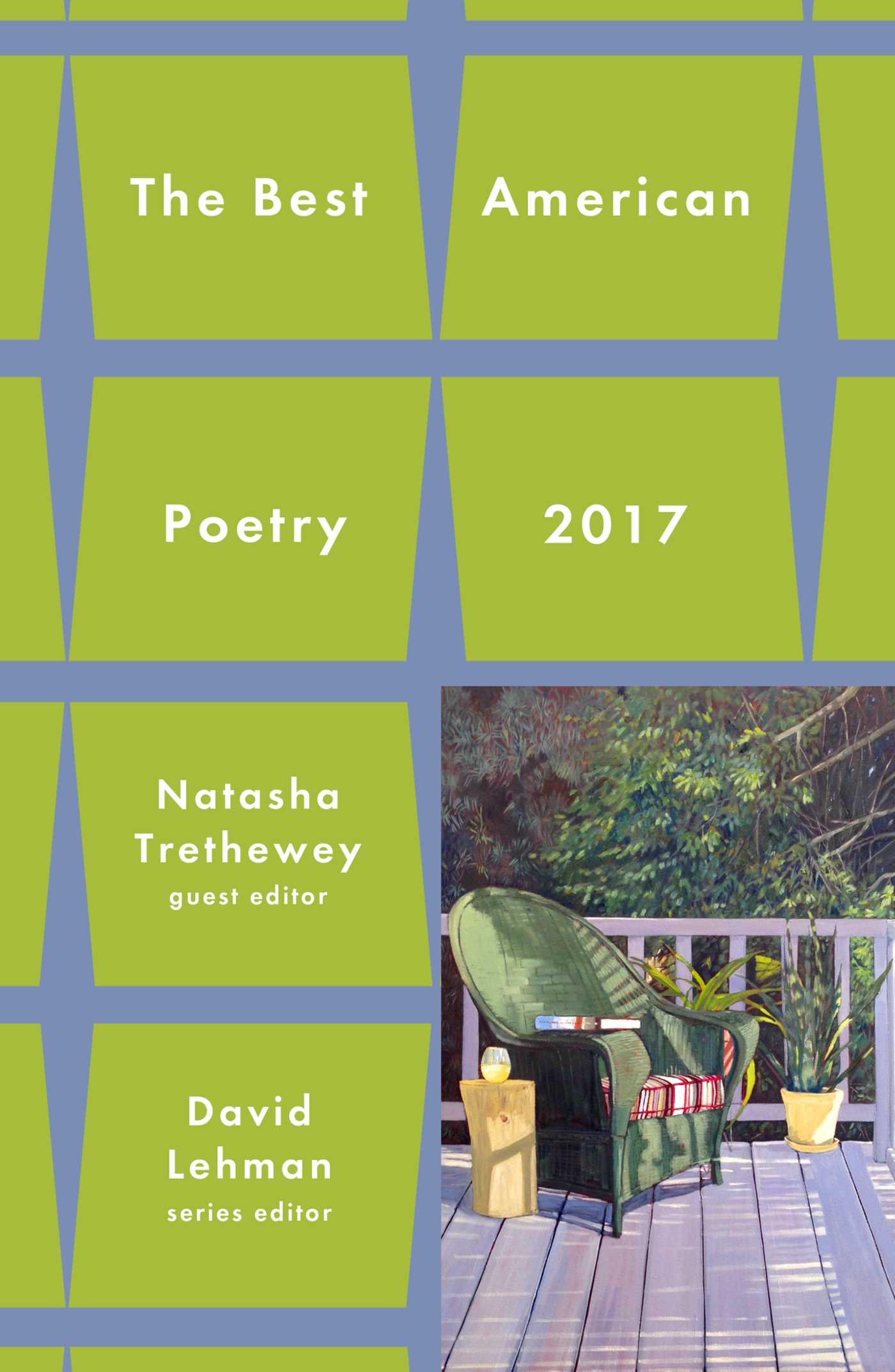 Best american poetry 2017 9781501127632 hr