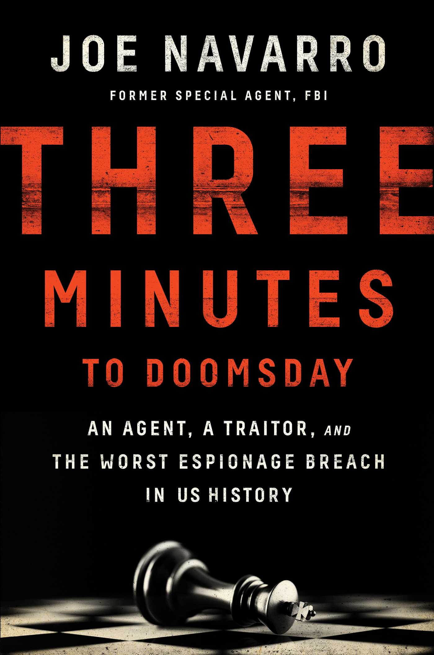 Book Cover Image (jpg): Three Minutes to Doomsday