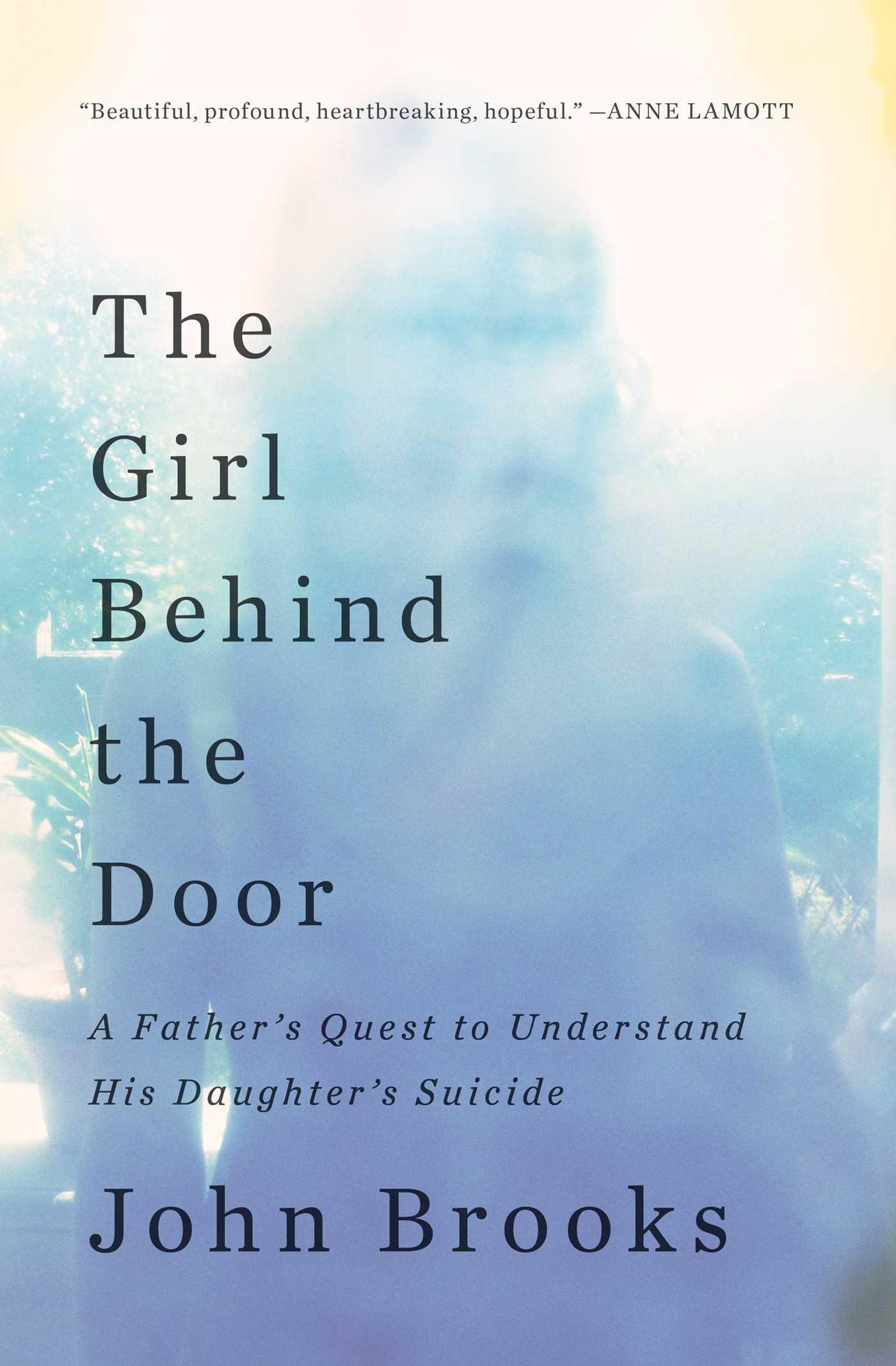 The girl behind the door 9781501128363 hr
