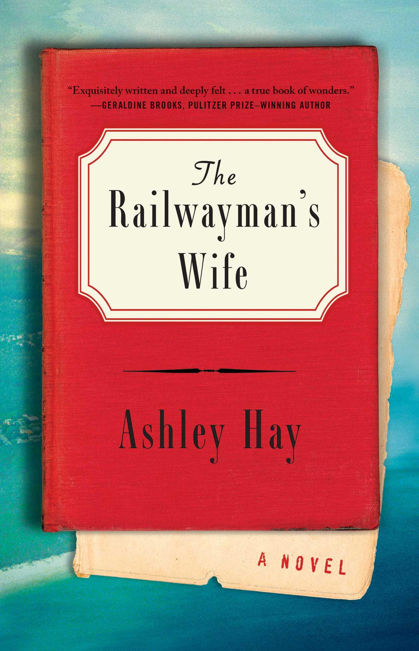 The railwaymans wife 9781501128660 hr
