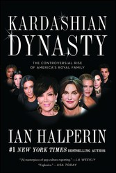 The Kardashian Dynasty book cover
