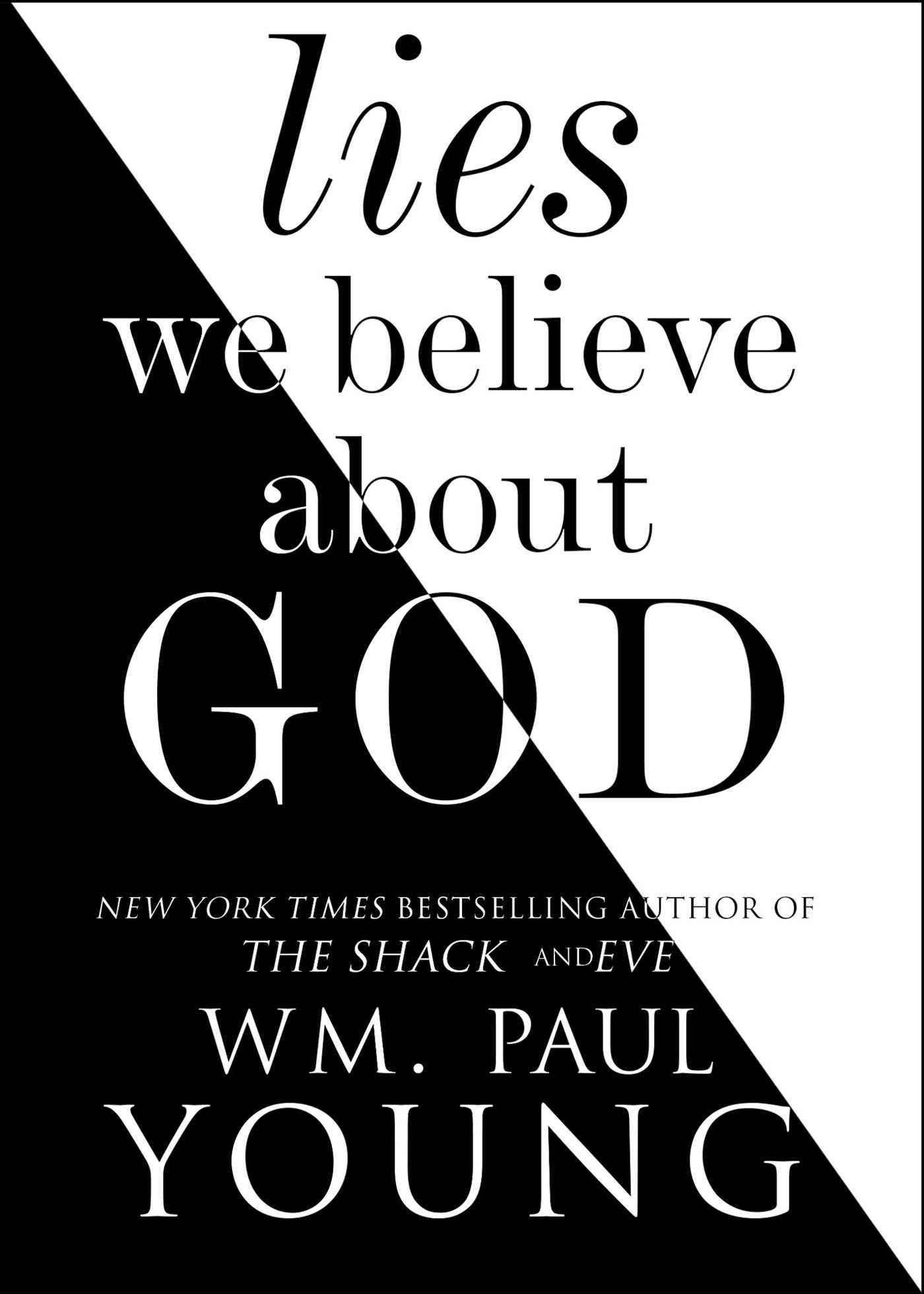 Lies we believe about god 9781501128967 hr