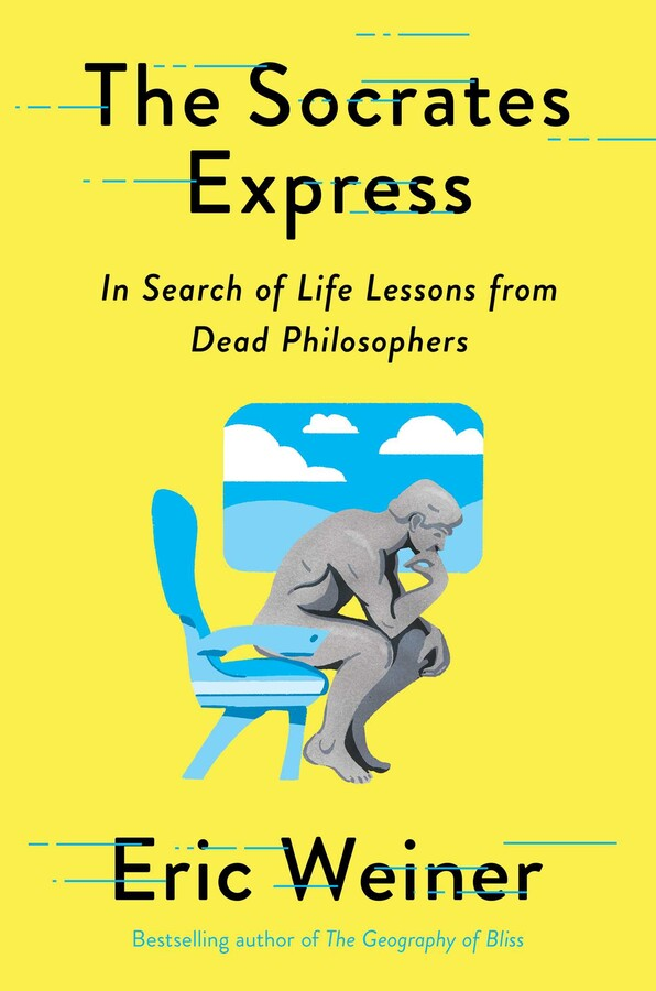 The Socrates Express | Book by Eric Weiner | Official Publisher Page |  Simon & Schuster