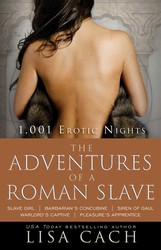 Adventures of a Roman Slave book cover