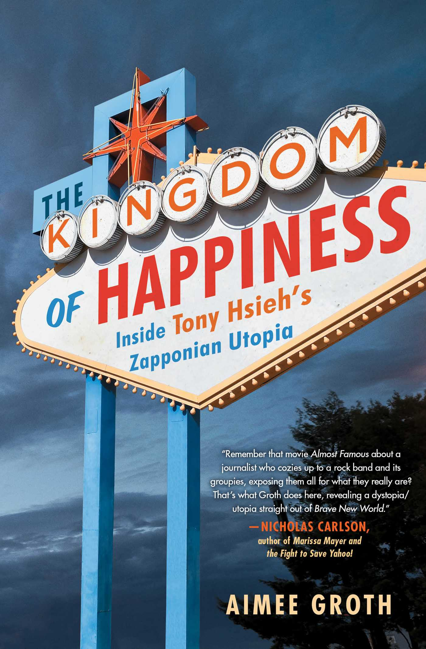 The kingdom of happiness 9781501129919 hr