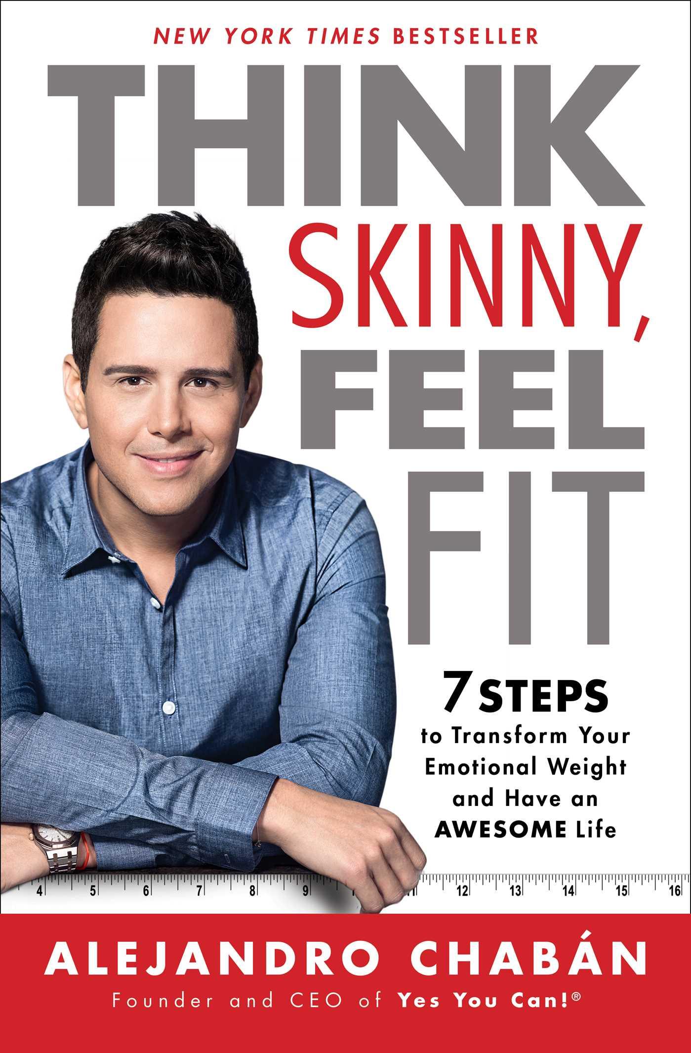 Think skinny feel fit 9781501130045 hr