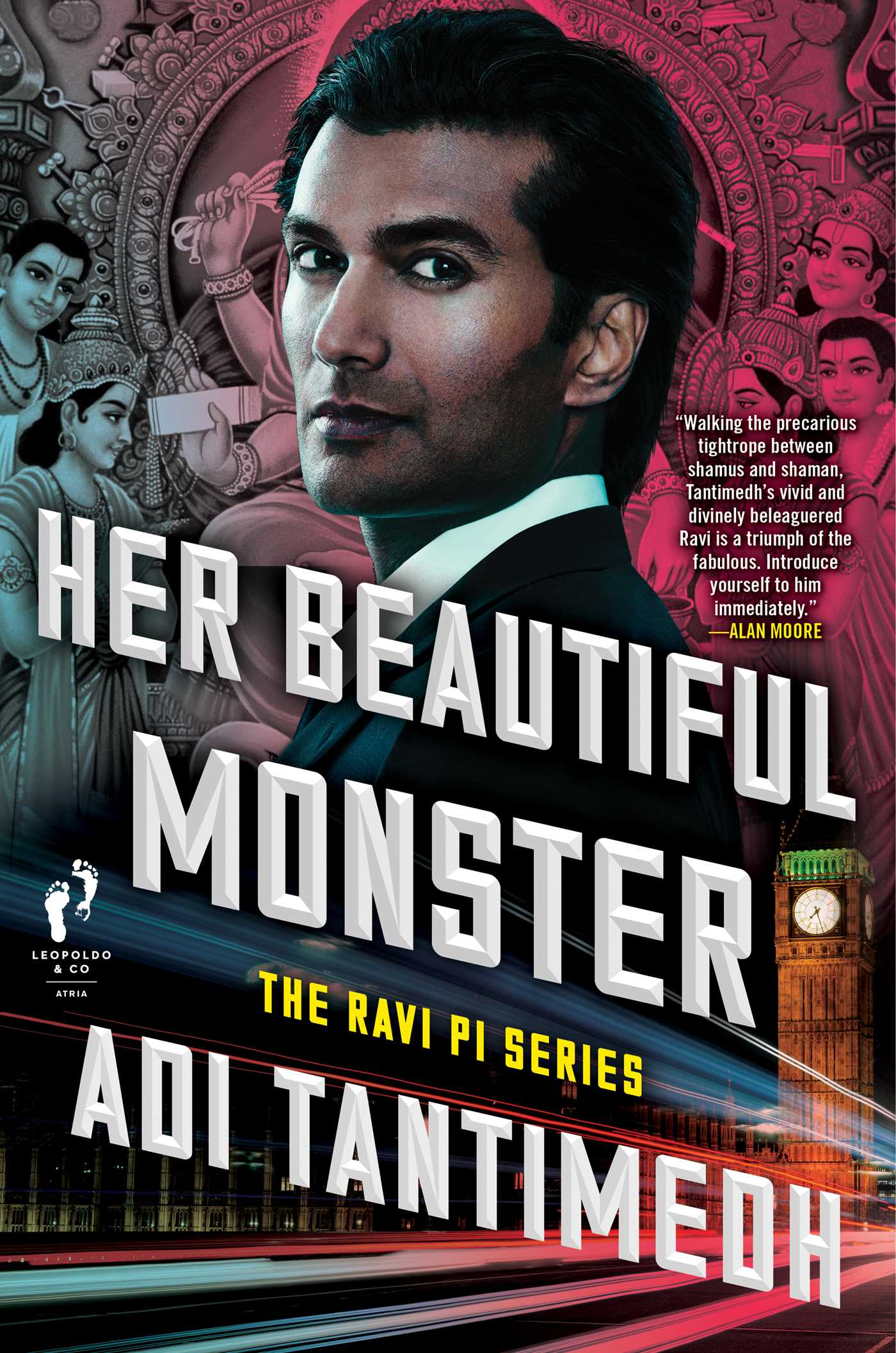 Her beautiful monster 9781501130601 hr