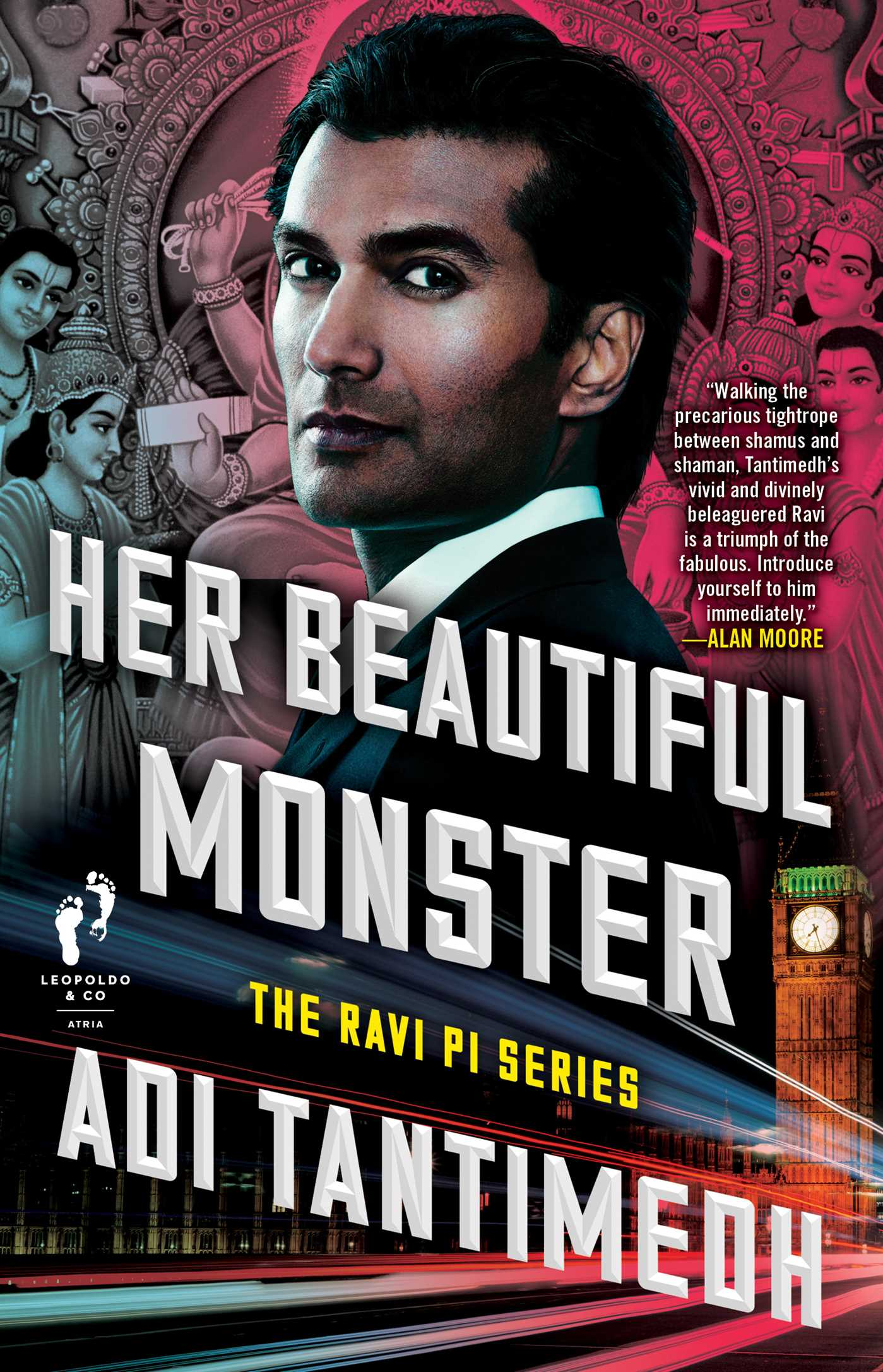 Her beautiful monster 9781501130618 hr