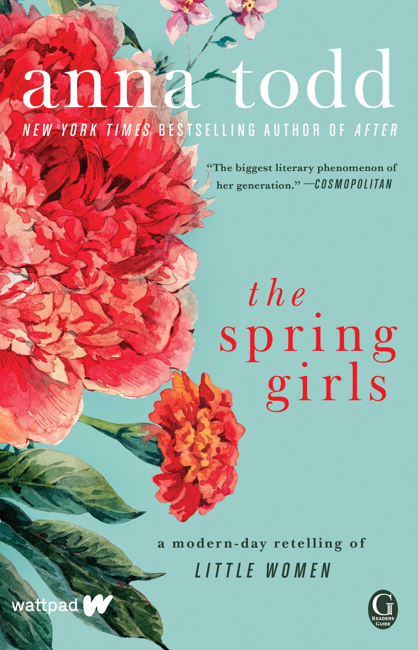 The spring girls 9781501130717 hr