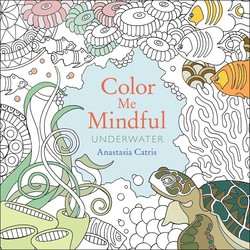 Color Me Mindful: Underwater book cover