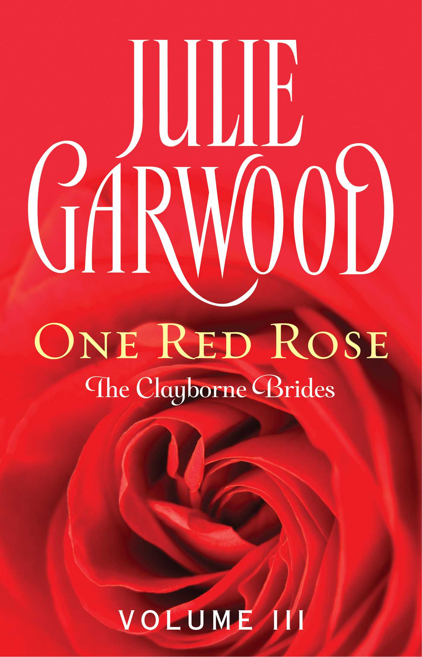 One Red Rose book cover