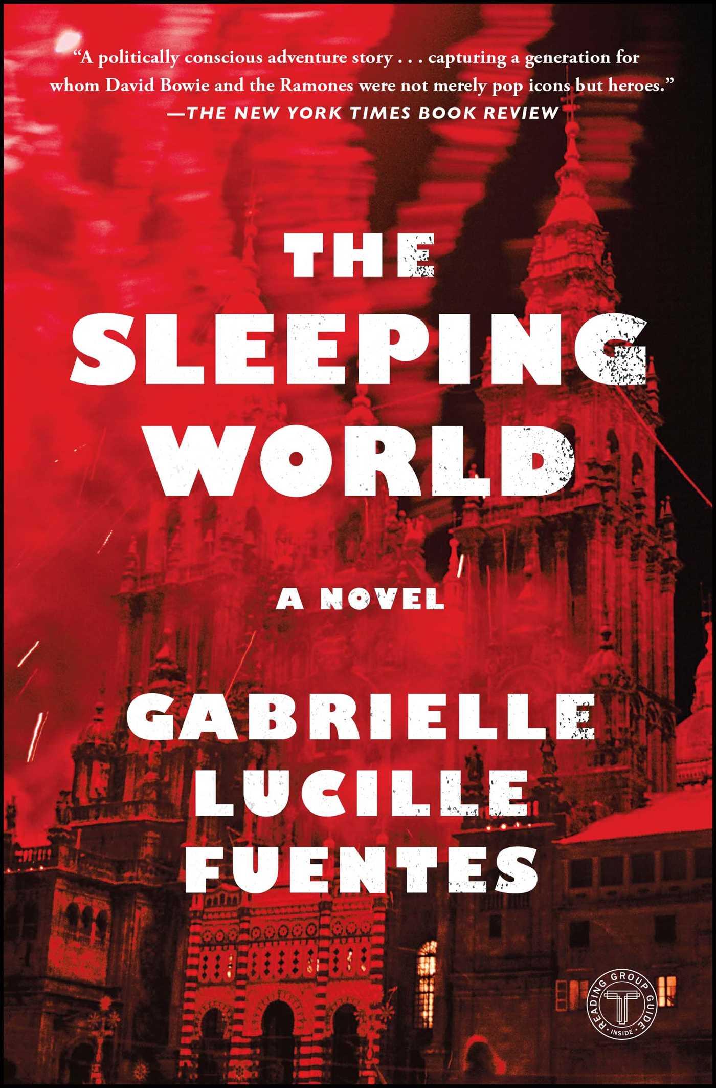 The sleeping world 9781501131684 hr